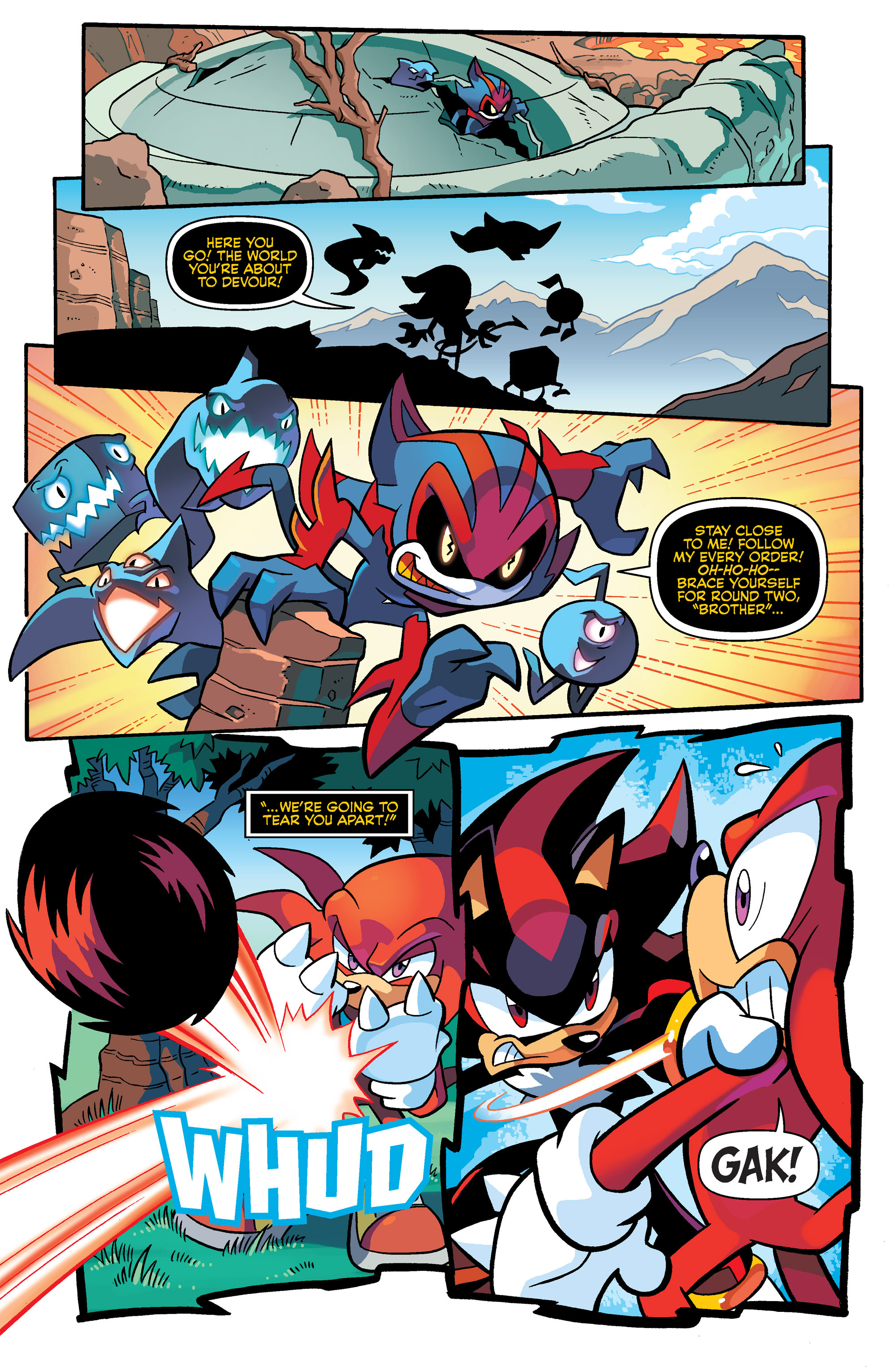 Read online Sonic Universe comic -  Issue #69 - 11