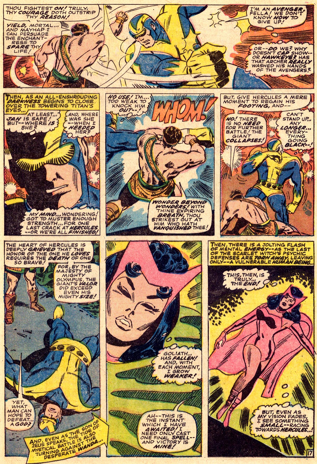 The Avengers (1963) 38 Page 24