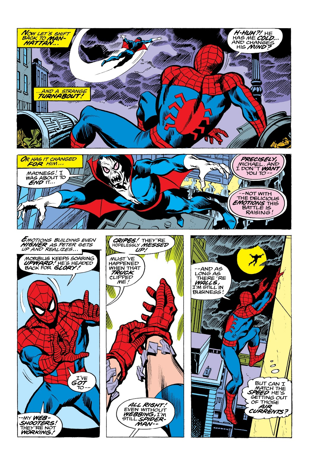 Read online Marvel Masterworks: The Spectacular Spider-Man comic -  Issue # TPB (Part 2) - 16