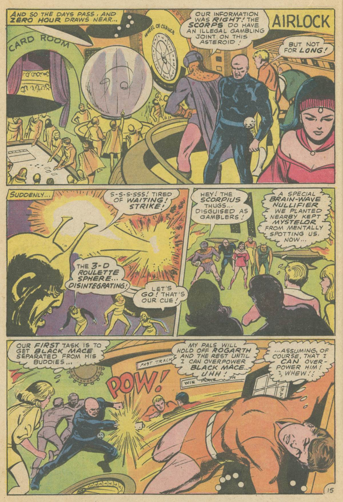 Read online Adventure Comics (1938) comic -  Issue #374 - 20
