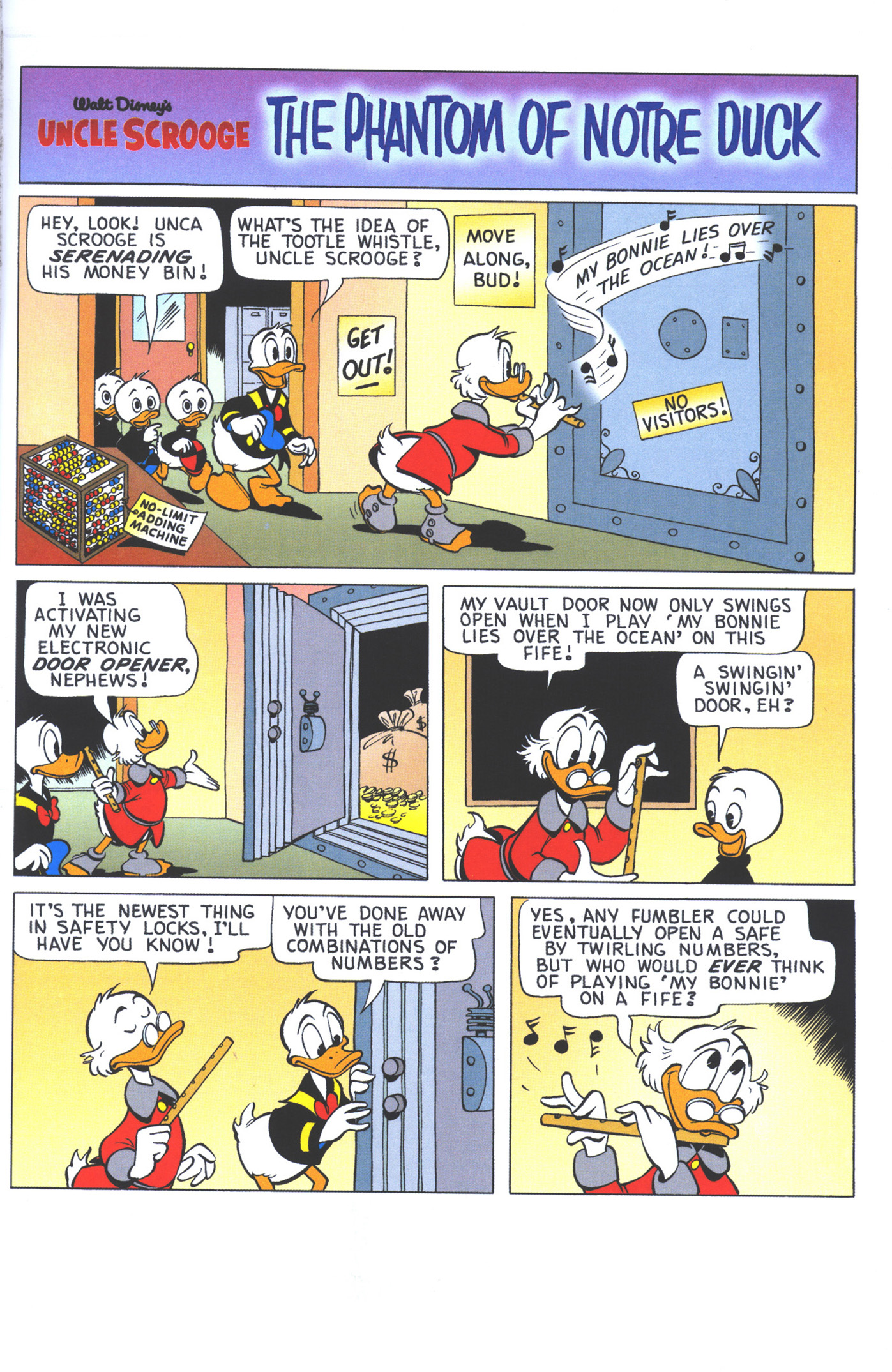 Read online Uncle Scrooge (1953) comic -  Issue #379 - 3