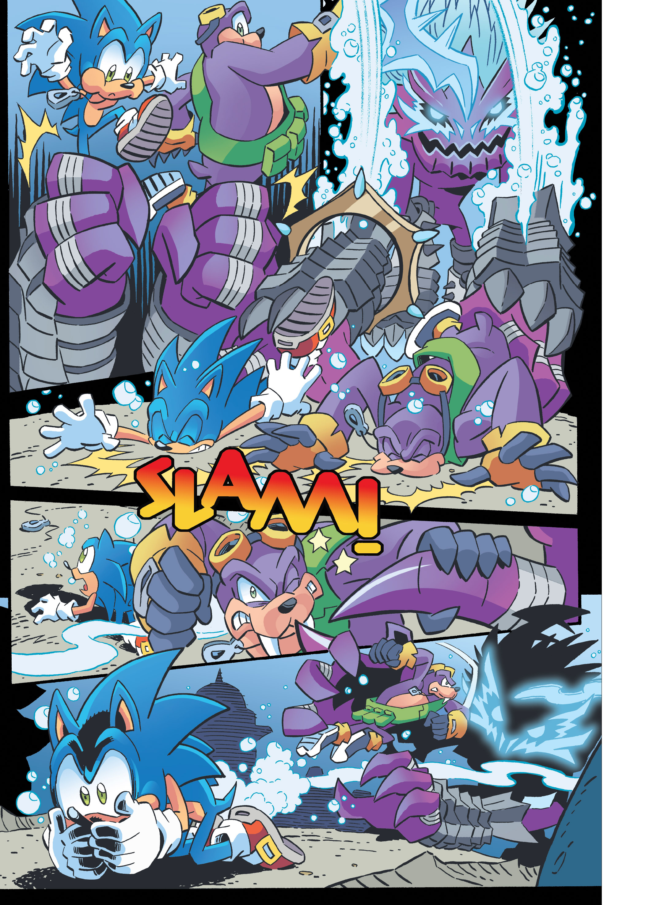 Read online Sonic Super Digest comic -  Issue #10 - 93