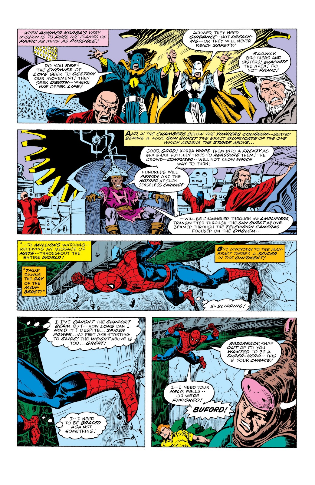 Read online Marvel Masterworks: The Spectacular Spider-Man comic -  Issue # TPB (Part 3) - 52