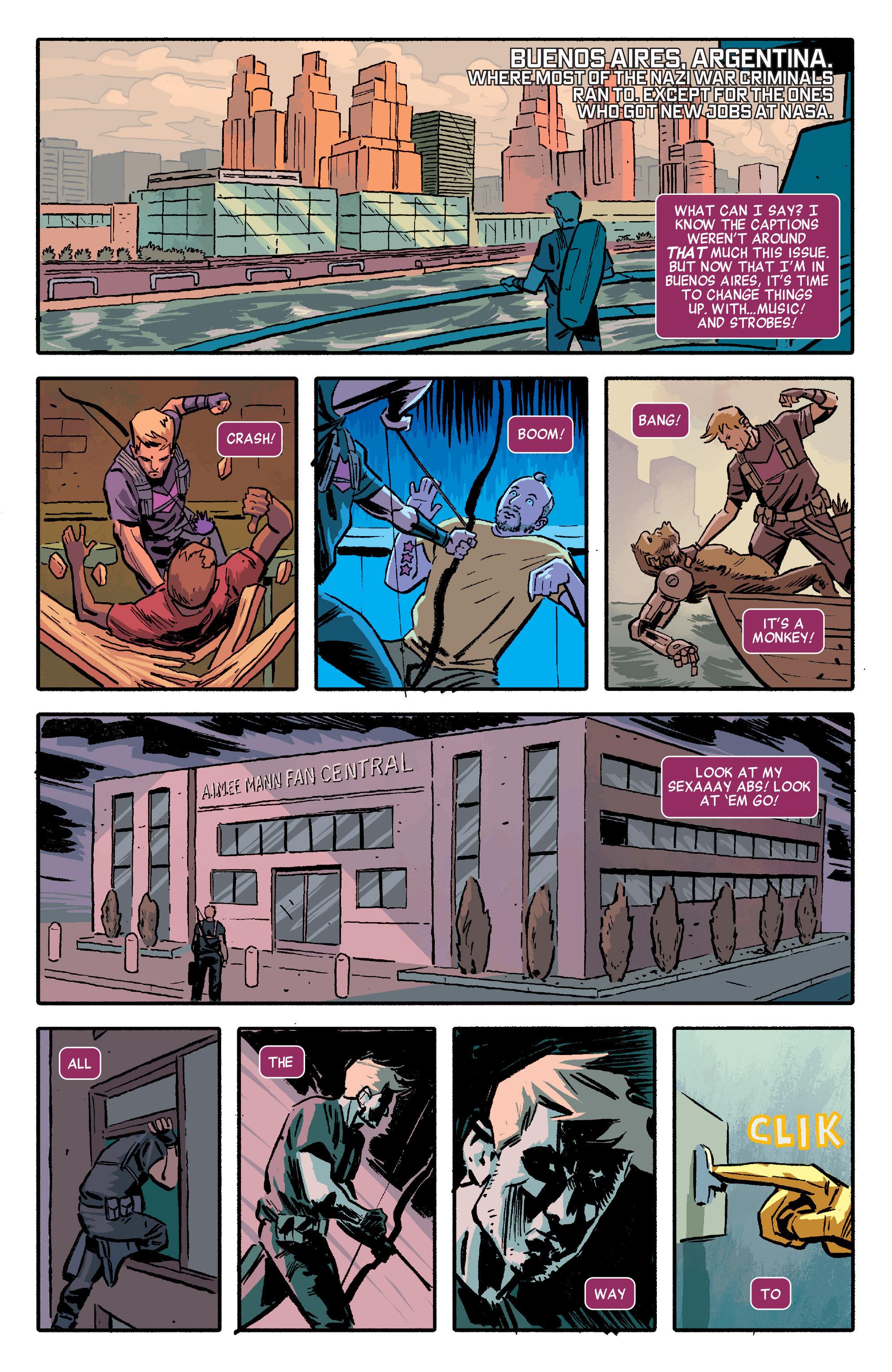 Read online Secret Avengers (2014) comic -  Issue #6 - 21