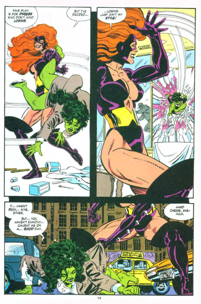 The Sensational She-Hulk Issue #49 #49 - English 18