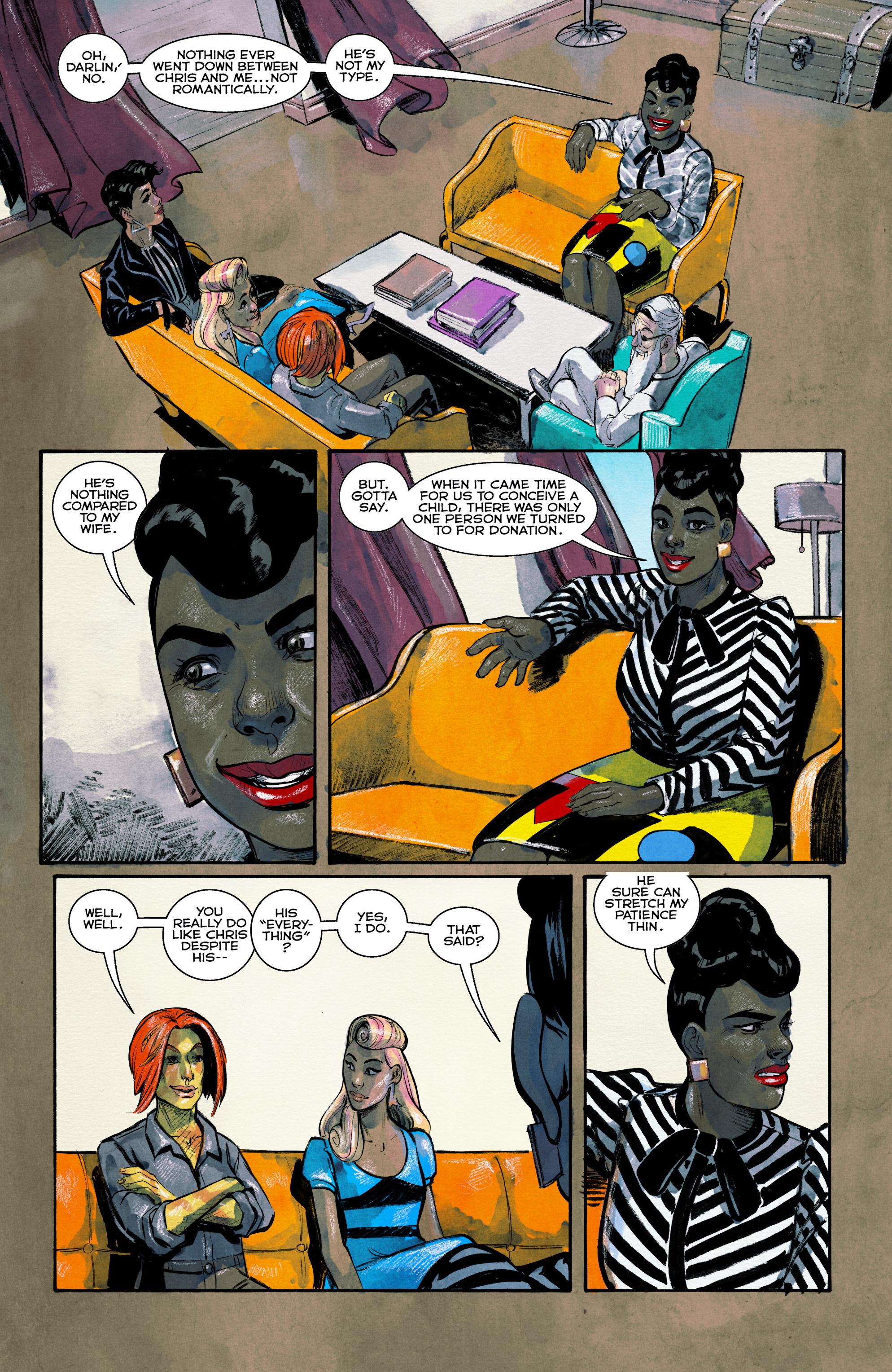 Read online Shutter comic -  Issue #21 - 19