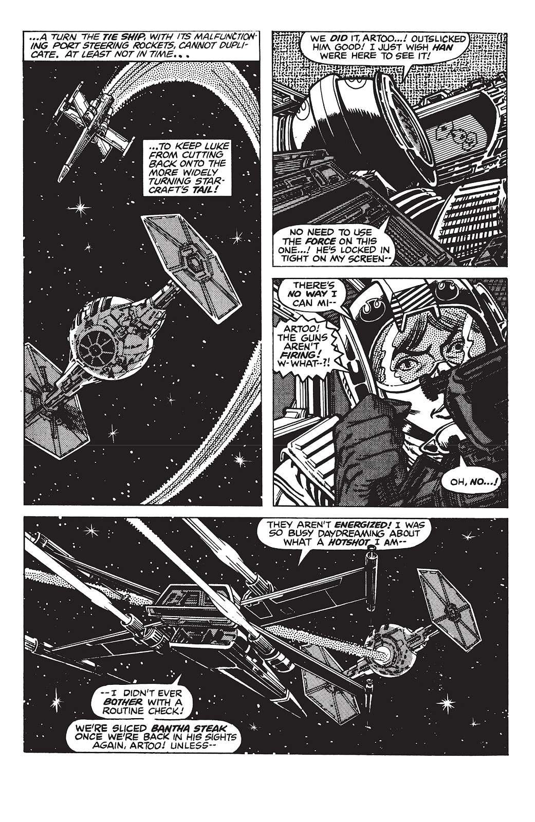 Read online Star Wars Legends: The Original Marvel Years - Epic Collection comic -  Issue # TPB 2 (Part 4) - 45