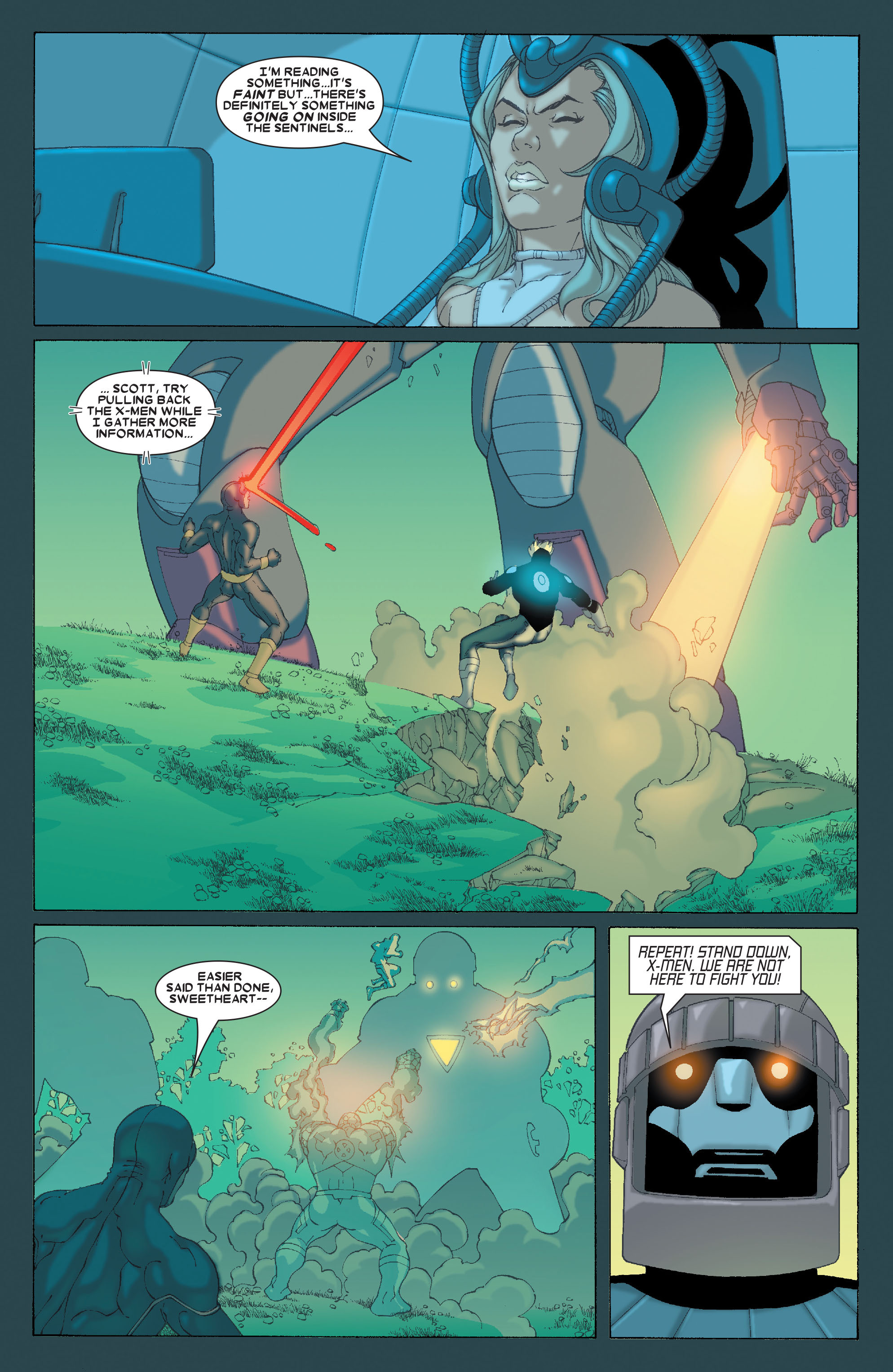 X-Men (1991) 177 Page 9