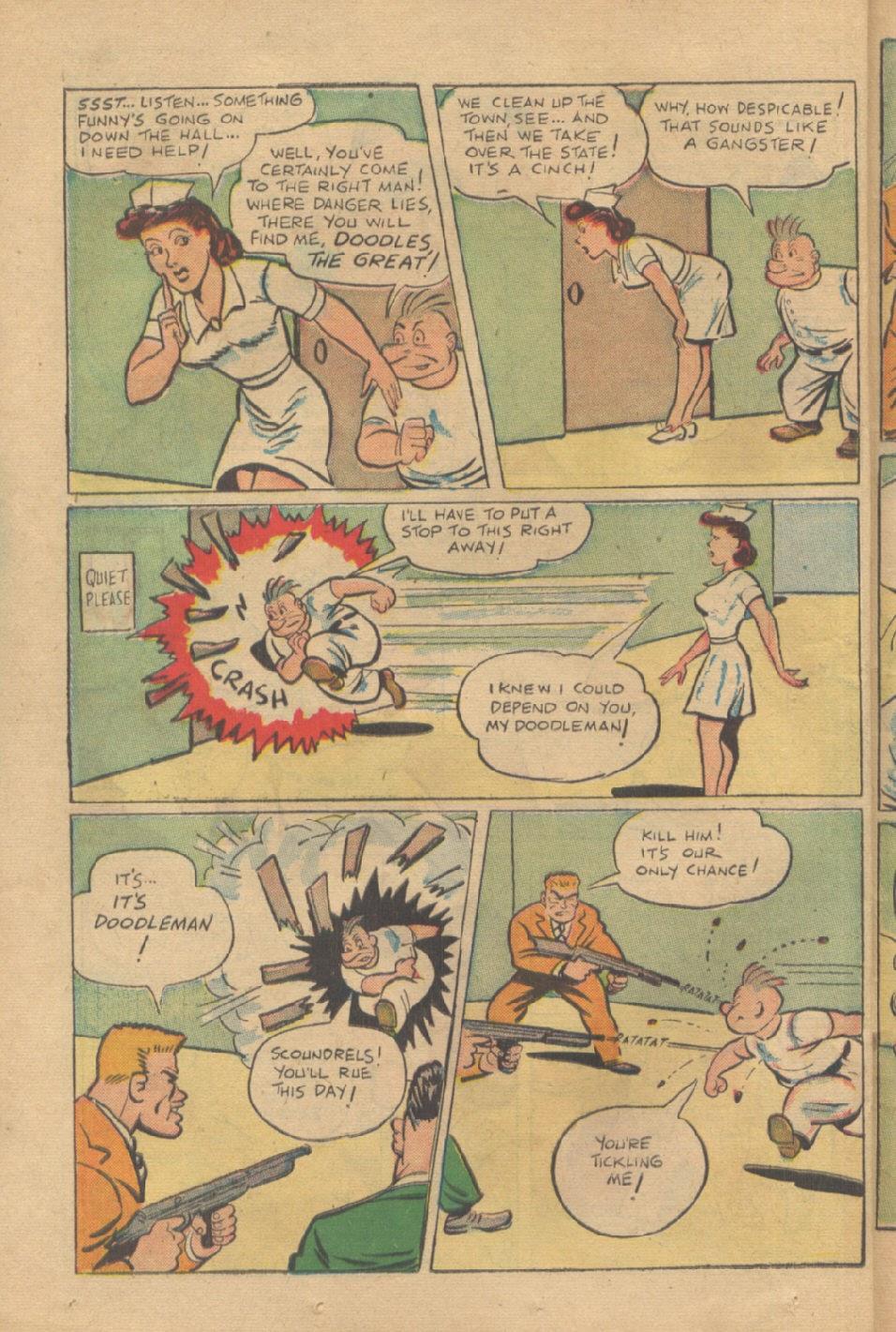 Super-Magician Comics issue 53 - Page 38