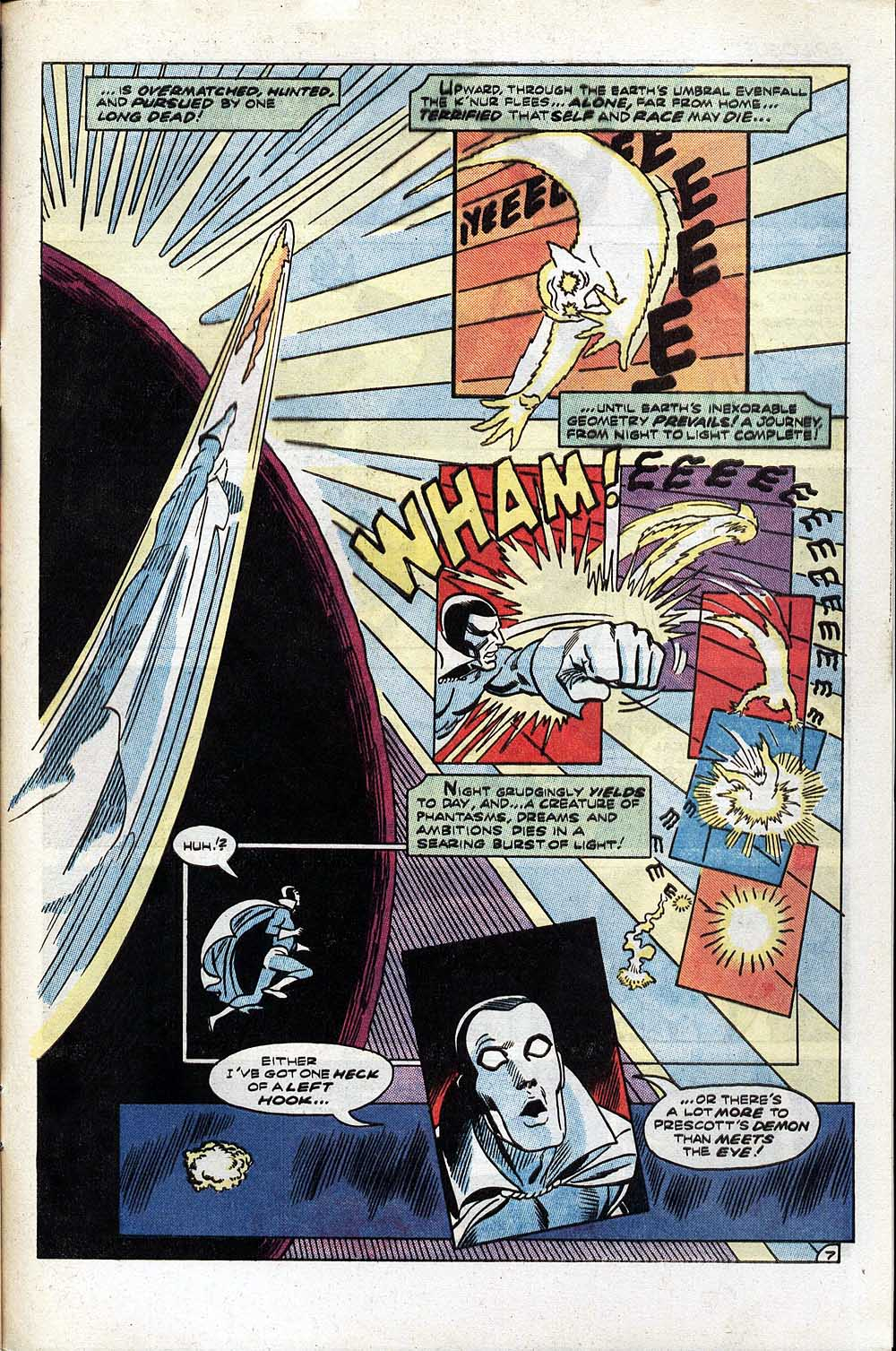 Read online The Fly (1983) comic -  Issue #1 - 31