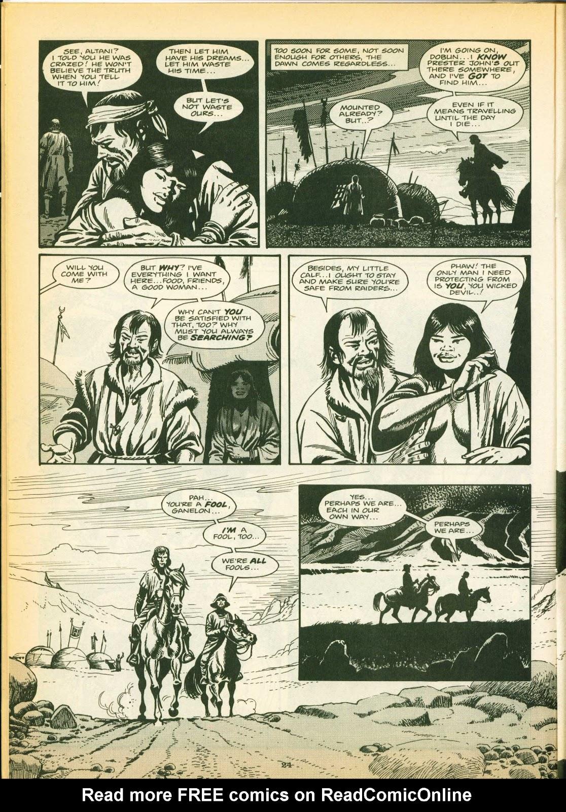 Warrior Issue #12 #13 - English 24