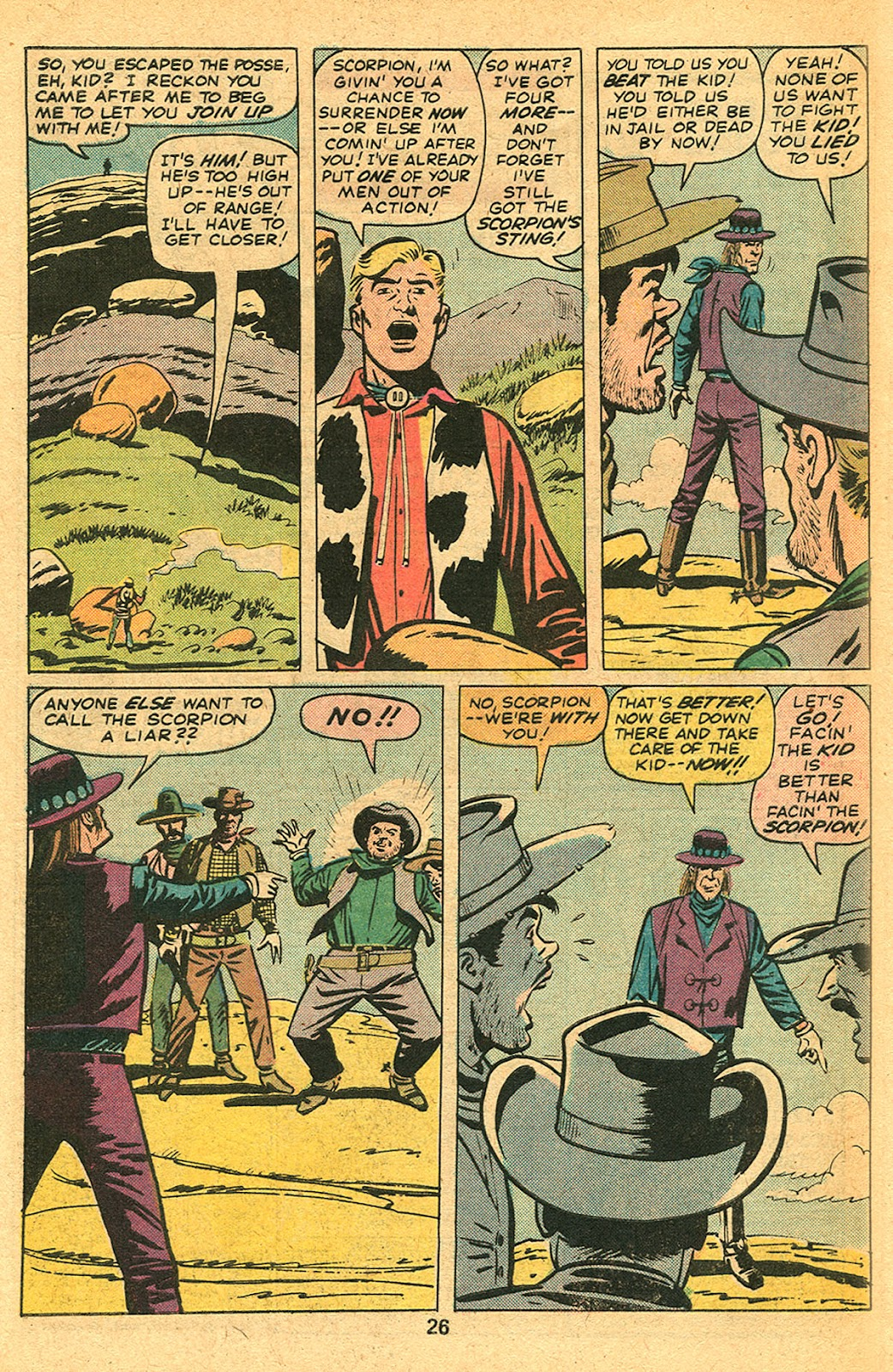 Kid Colt Outlaw issue 193 - Page 28