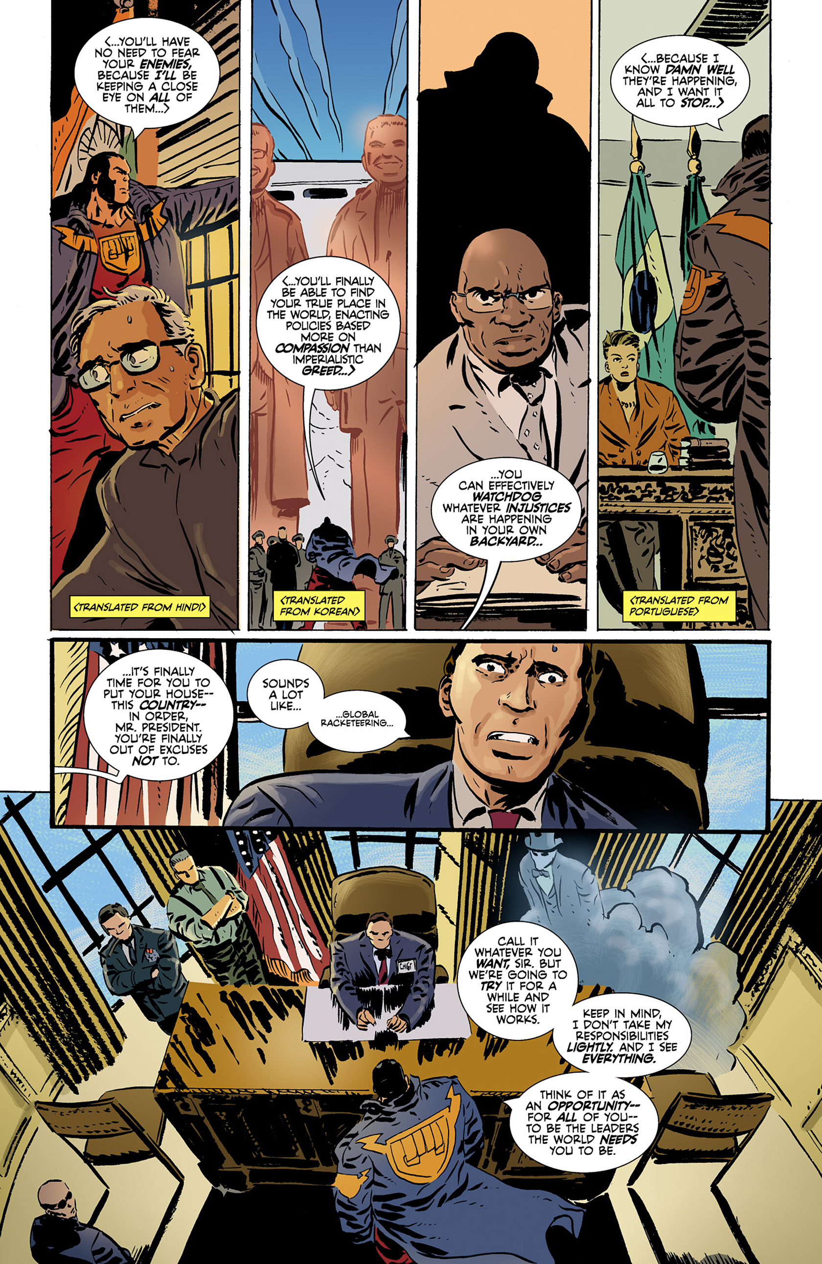 Read online Catalyst Comix comic -  Issue #9 - 22