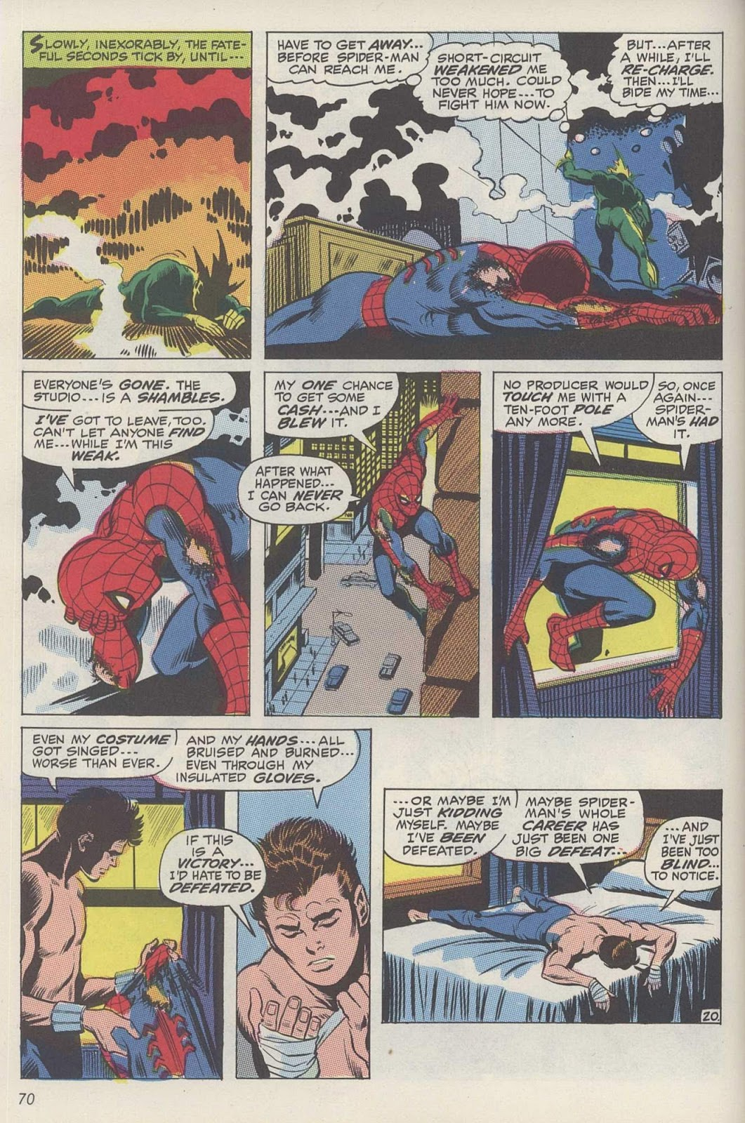 The Amazing Spider-Man (1979) issue TPB - Page 72