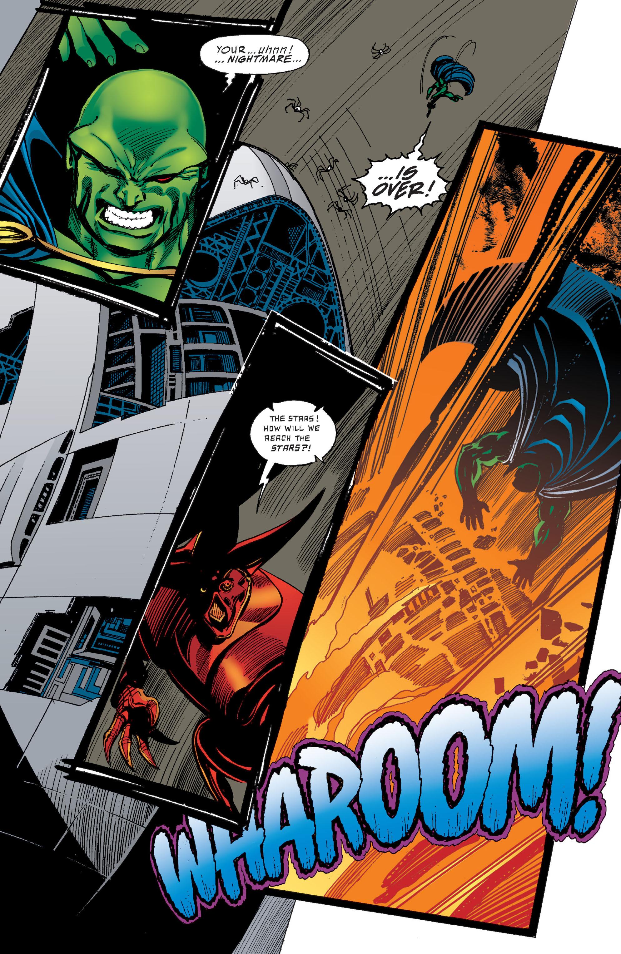 Read online Martian Manhunter: Son of Mars comic -  Issue # TPB - 53