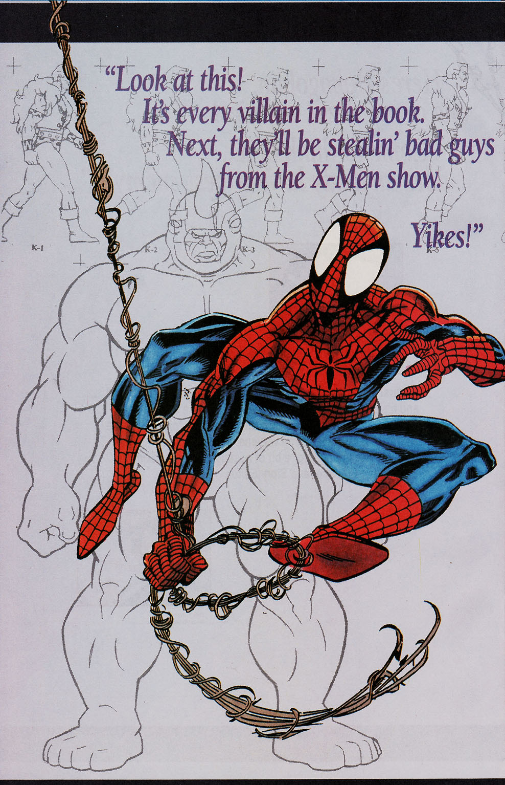 Web of Spider-Man (1985) Issue #113 #123 - English 44