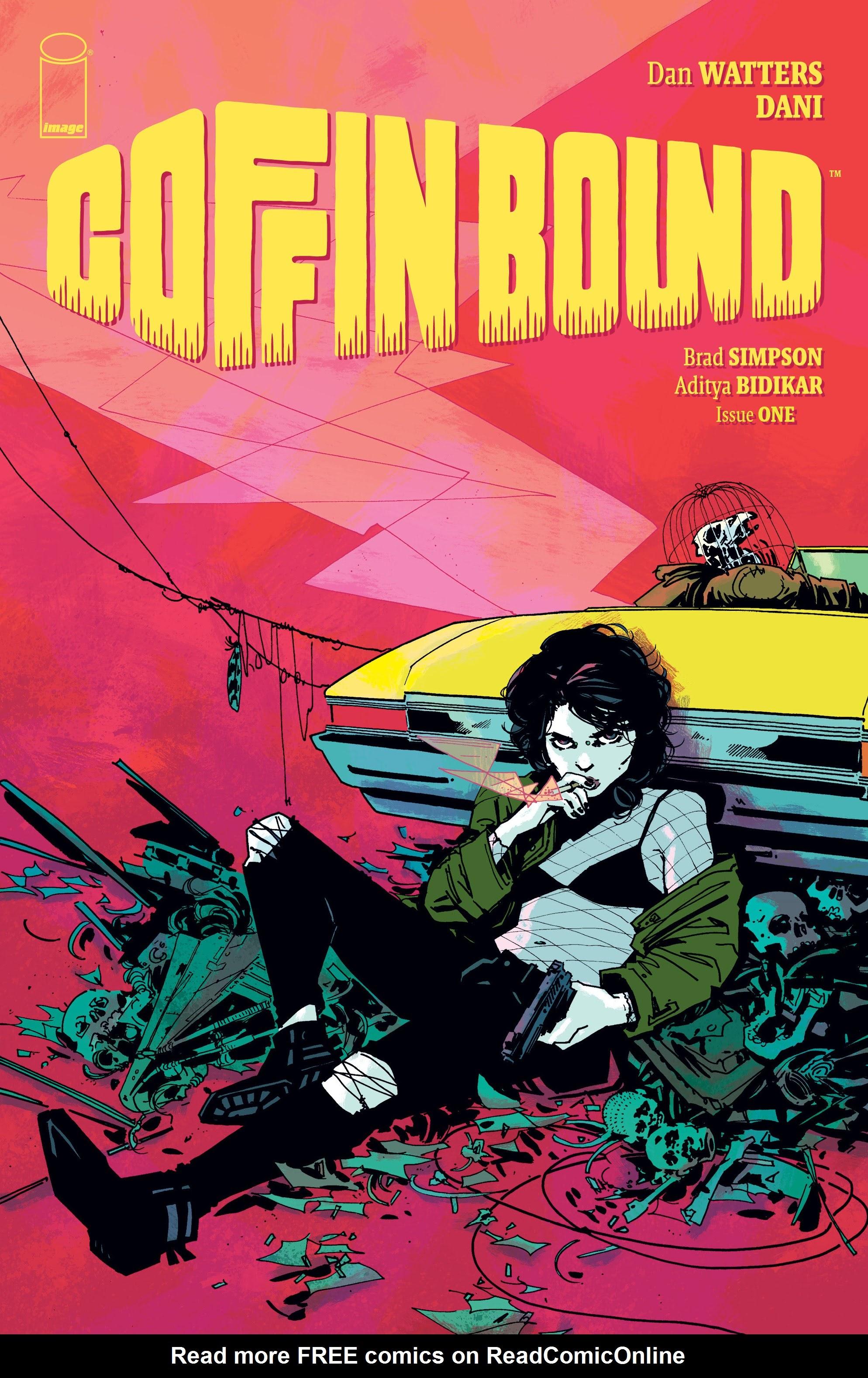 Coffin Bound issue 1 - Page 1
