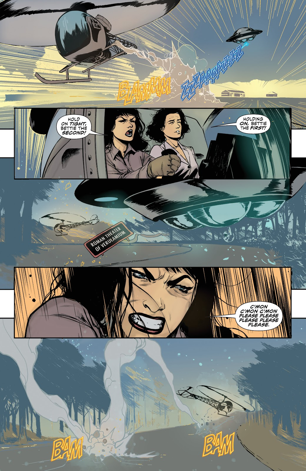 Read online Bettie Page (2018) comic -  Issue #4 - 13