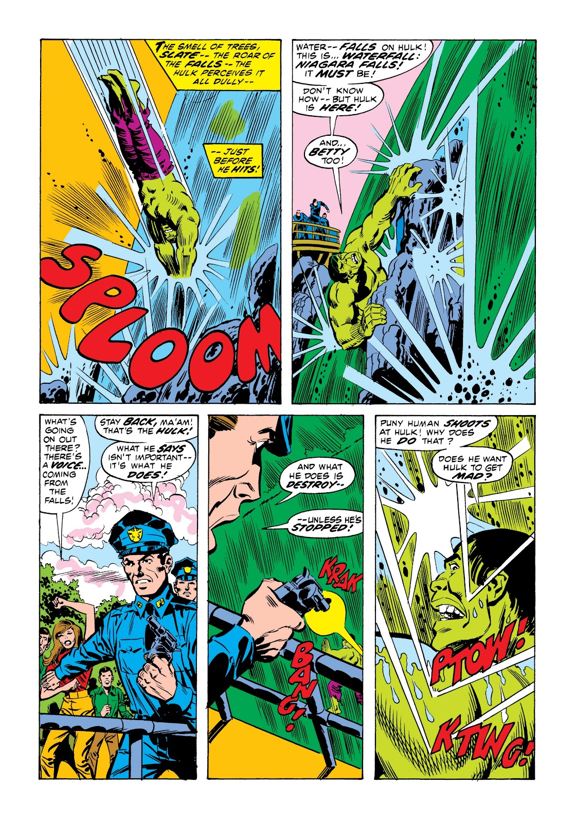 Read online Marvel Masterworks: The Incredible Hulk comic -  Issue # TPB 9 (Part 1) - 80
