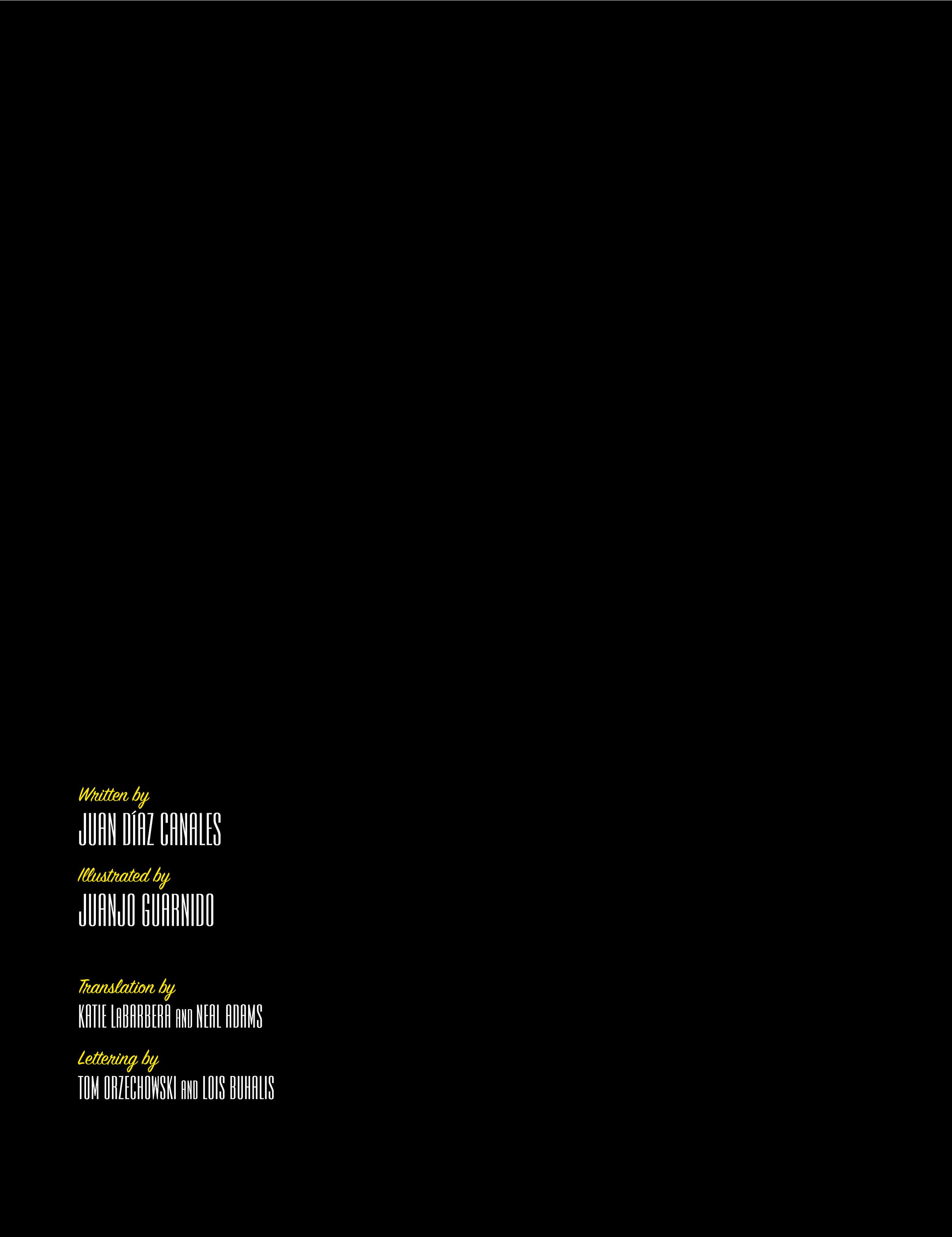 Read online Blacksad: Amarillo comic -  Issue # Full - 9