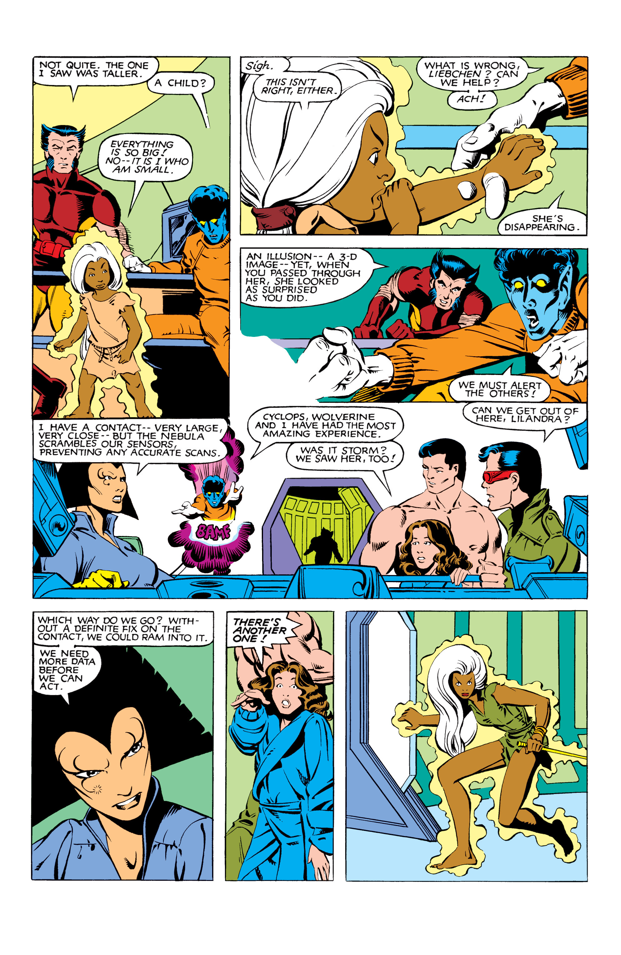 Read online Uncanny X-Men (1963) comic -  Issue #165 - 21