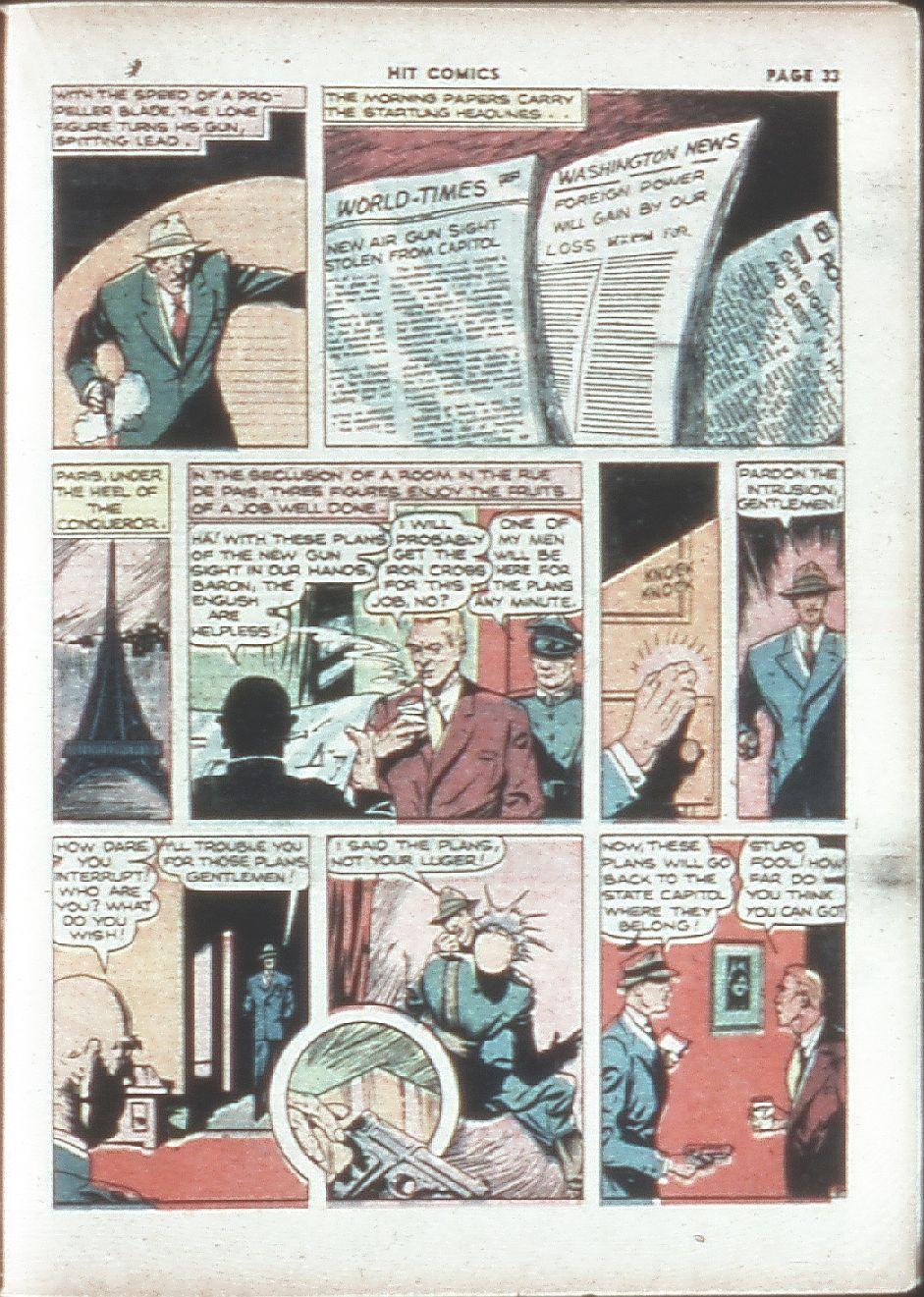 Read online Hit Comics comic -  Issue #7 - 35