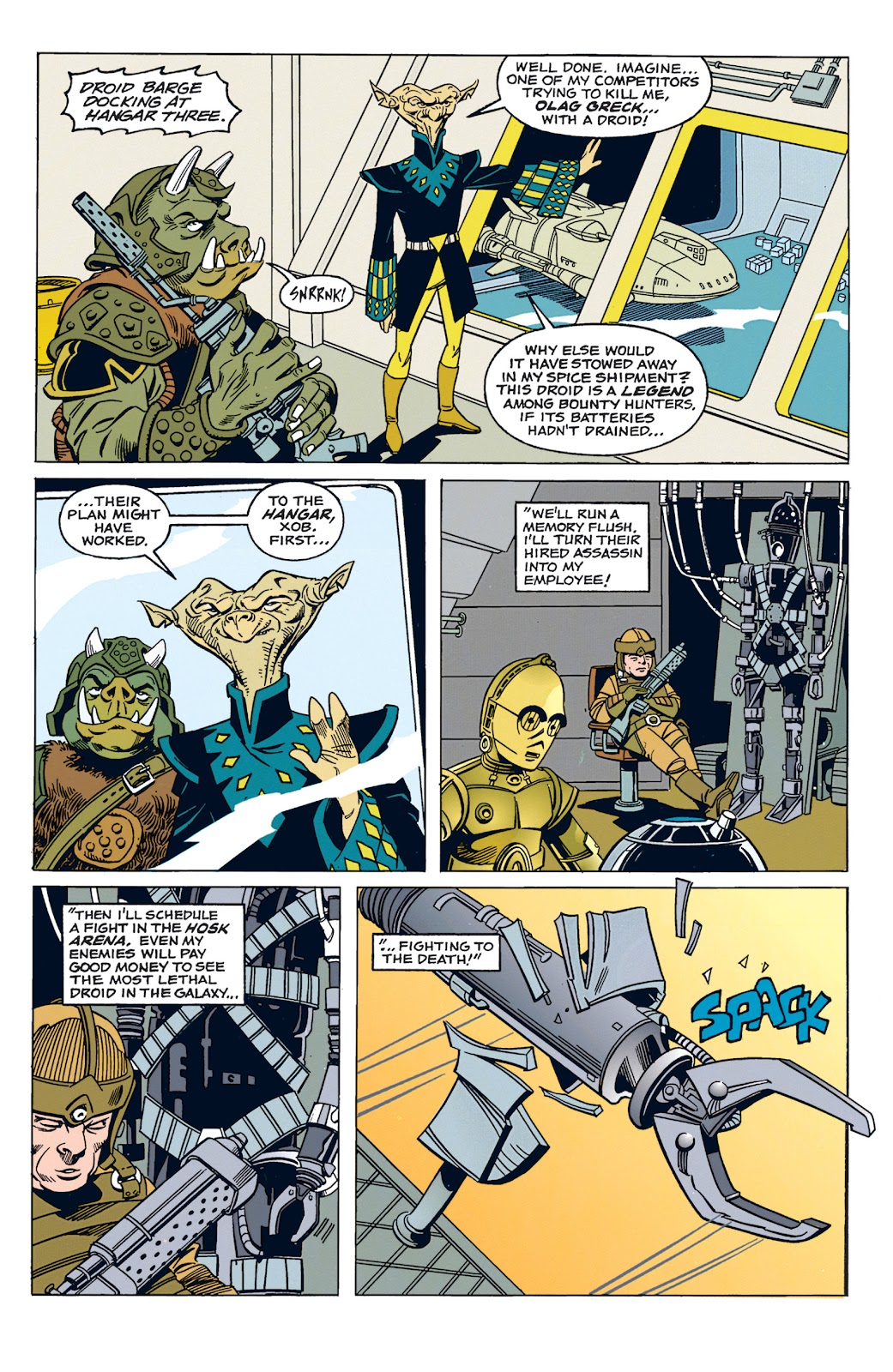 Read online Star Wars Legends Epic Collection: The Empire comic -  Issue # TPB 5 (Part 1) - 9