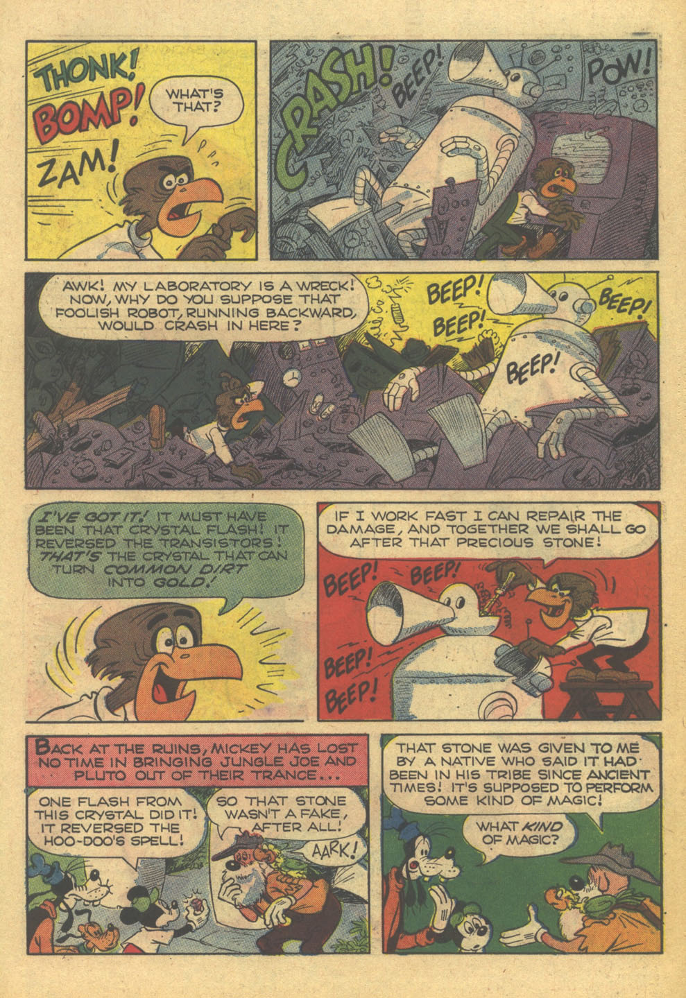 Walt Disney's Comics and Stories issue 332 - Page 27