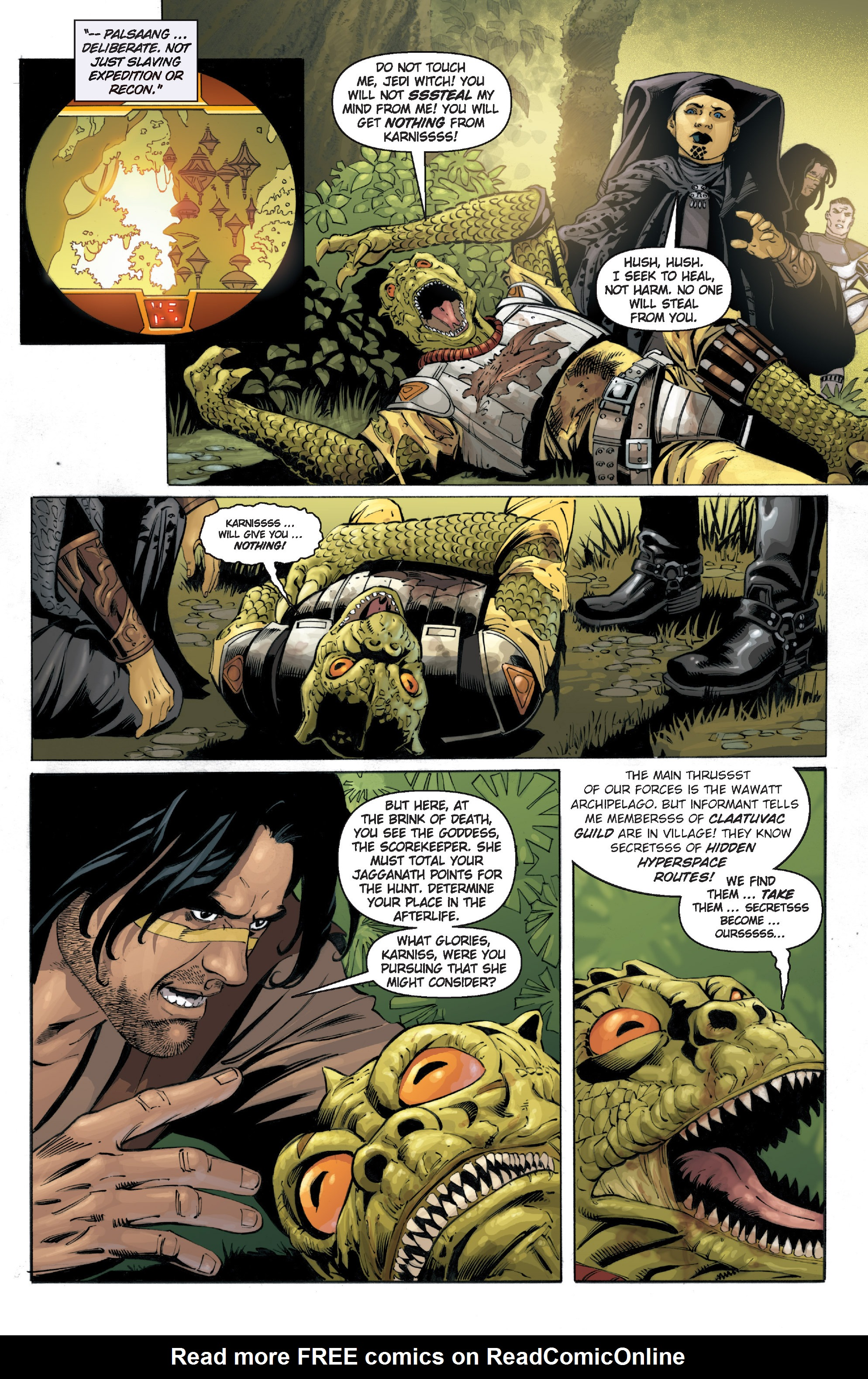 Read online Star Wars Omnibus comic -  Issue # Vol. 26 - 370