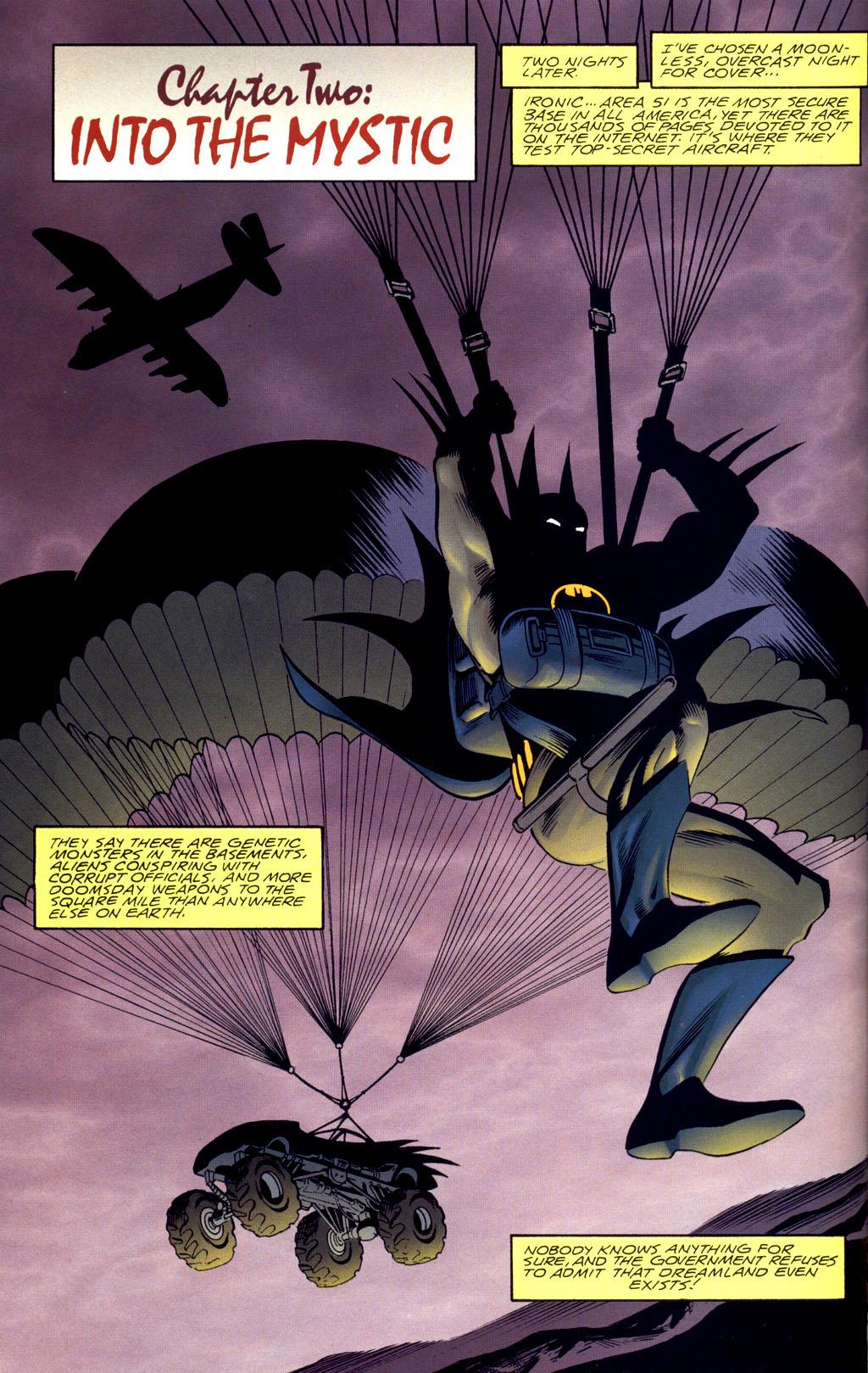 Read online Batman: Dreamland comic -  Issue # Full - 18