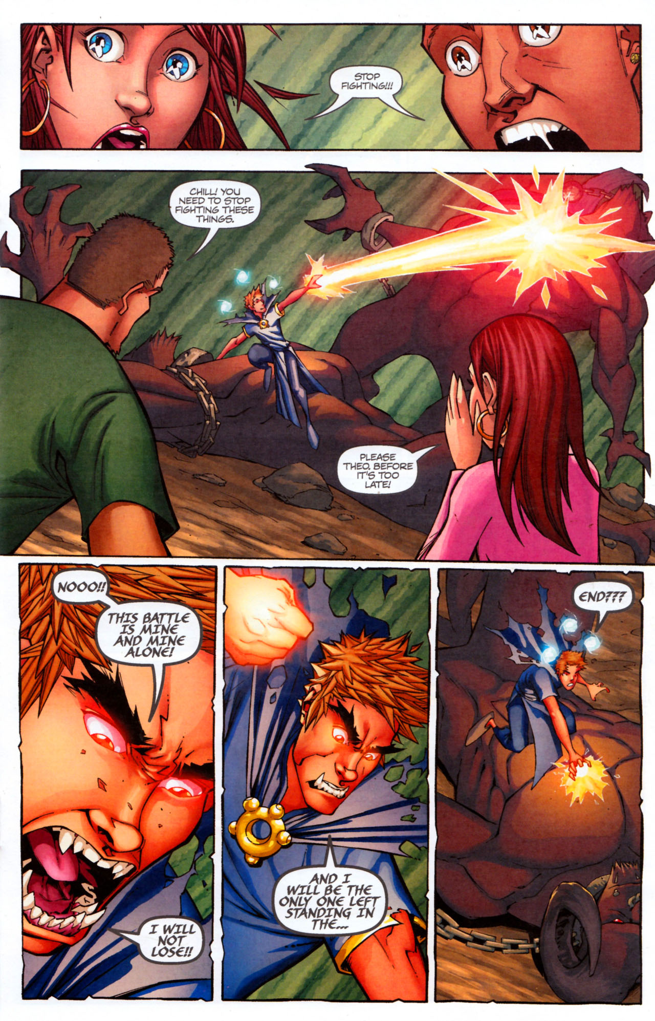 Read online Shrugged (2006) comic -  Issue #7 - 10