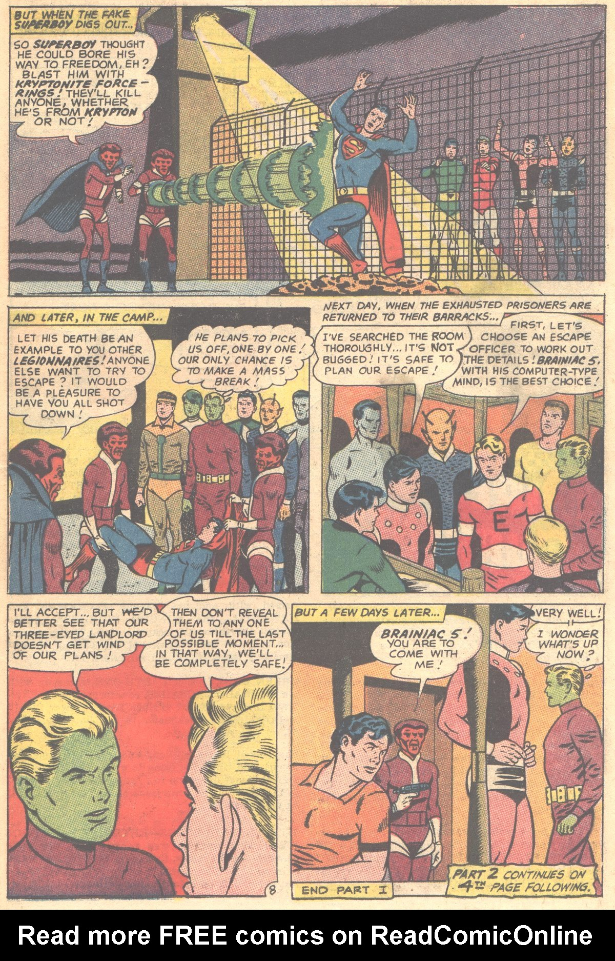 Read online Adventure Comics (1938) comic -  Issue #344 - 12