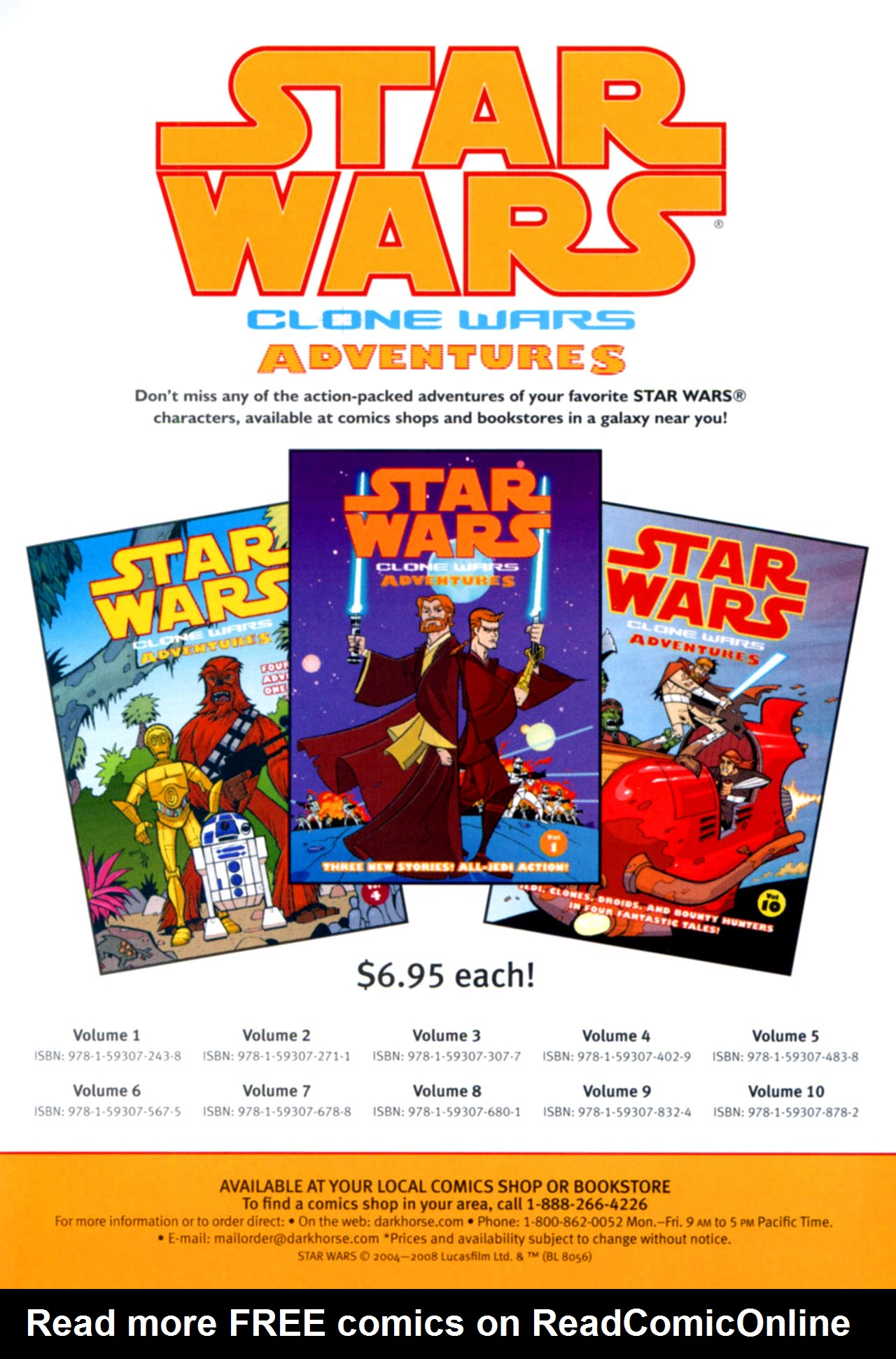 Read online Star Wars: The Clone Wars - Crash Course comic -  Issue # Full - 95