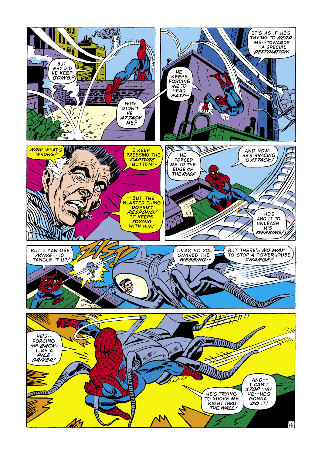 The Amazing Spider-Man (1963) 105 Page 16
