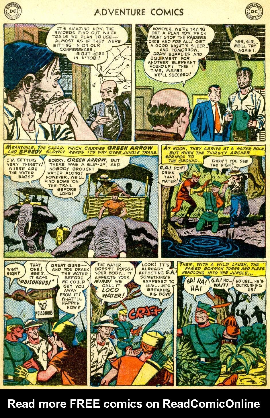 Read online Adventure Comics (1938) comic -  Issue #191 - 36