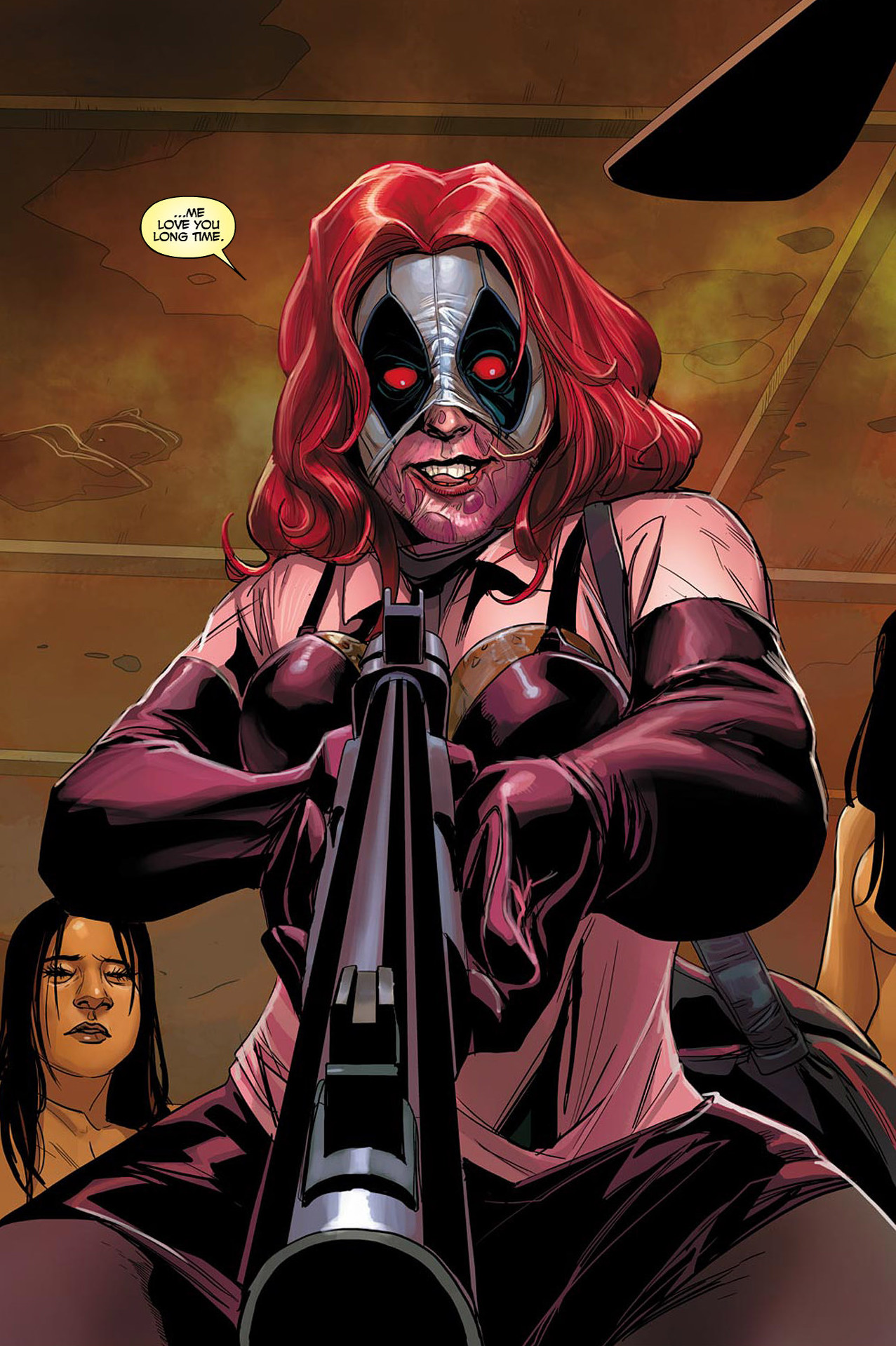 Uncanny X-Force (2010) #24 #26 - English 3