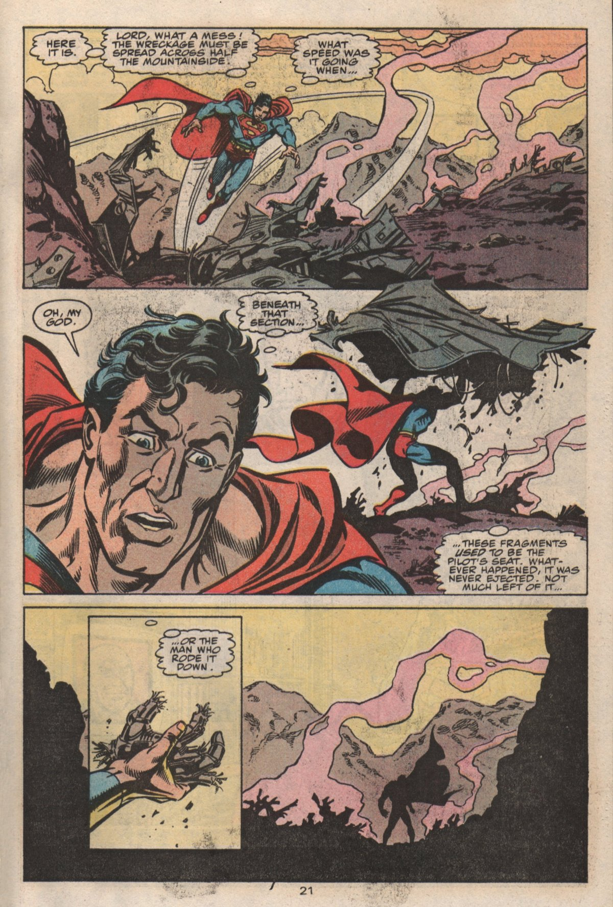Action Comics (1938) 660 Page 21