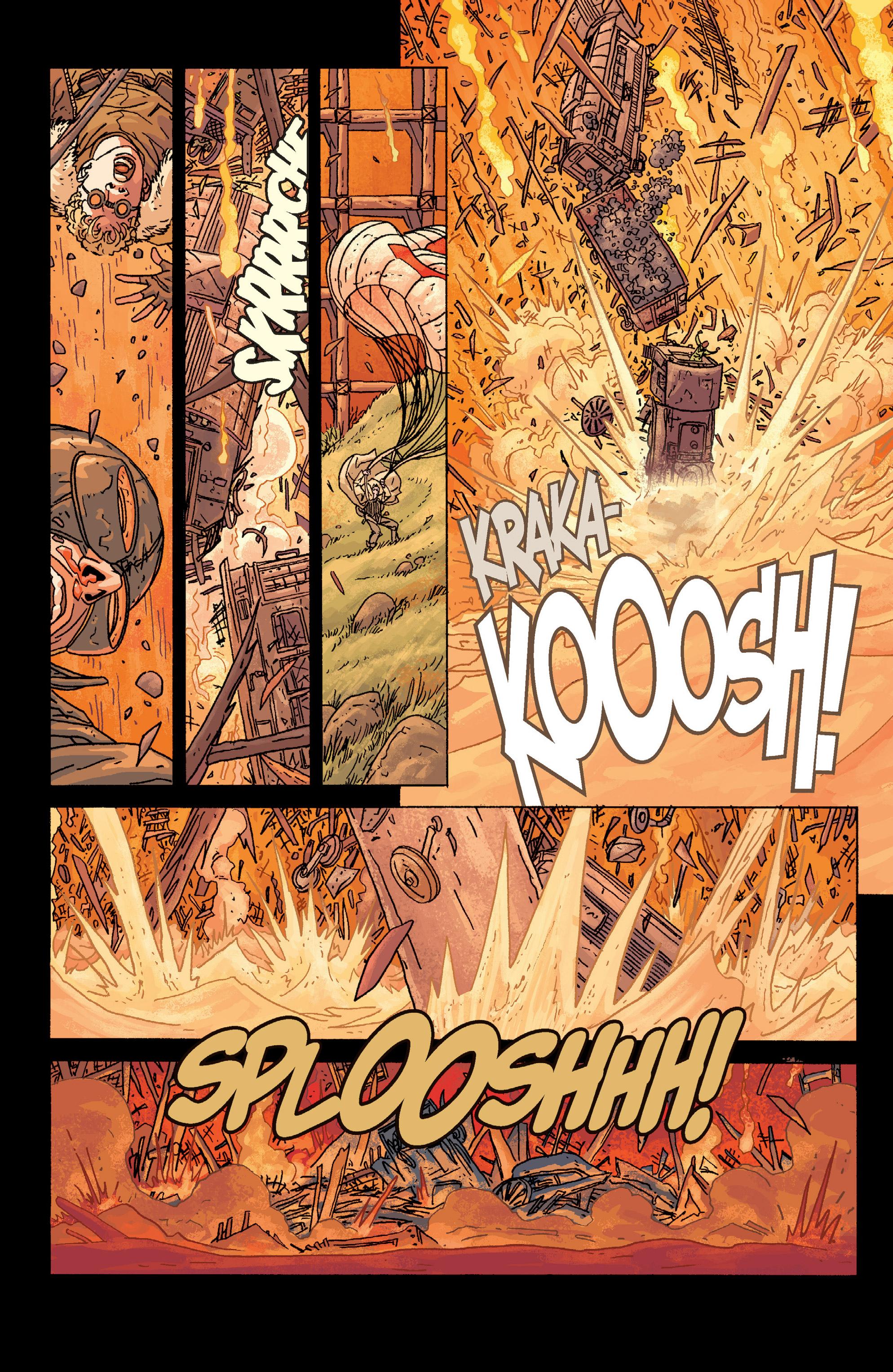 Read online B.P.R.D. (2003) comic -  Issue # TPB 2 - 64
