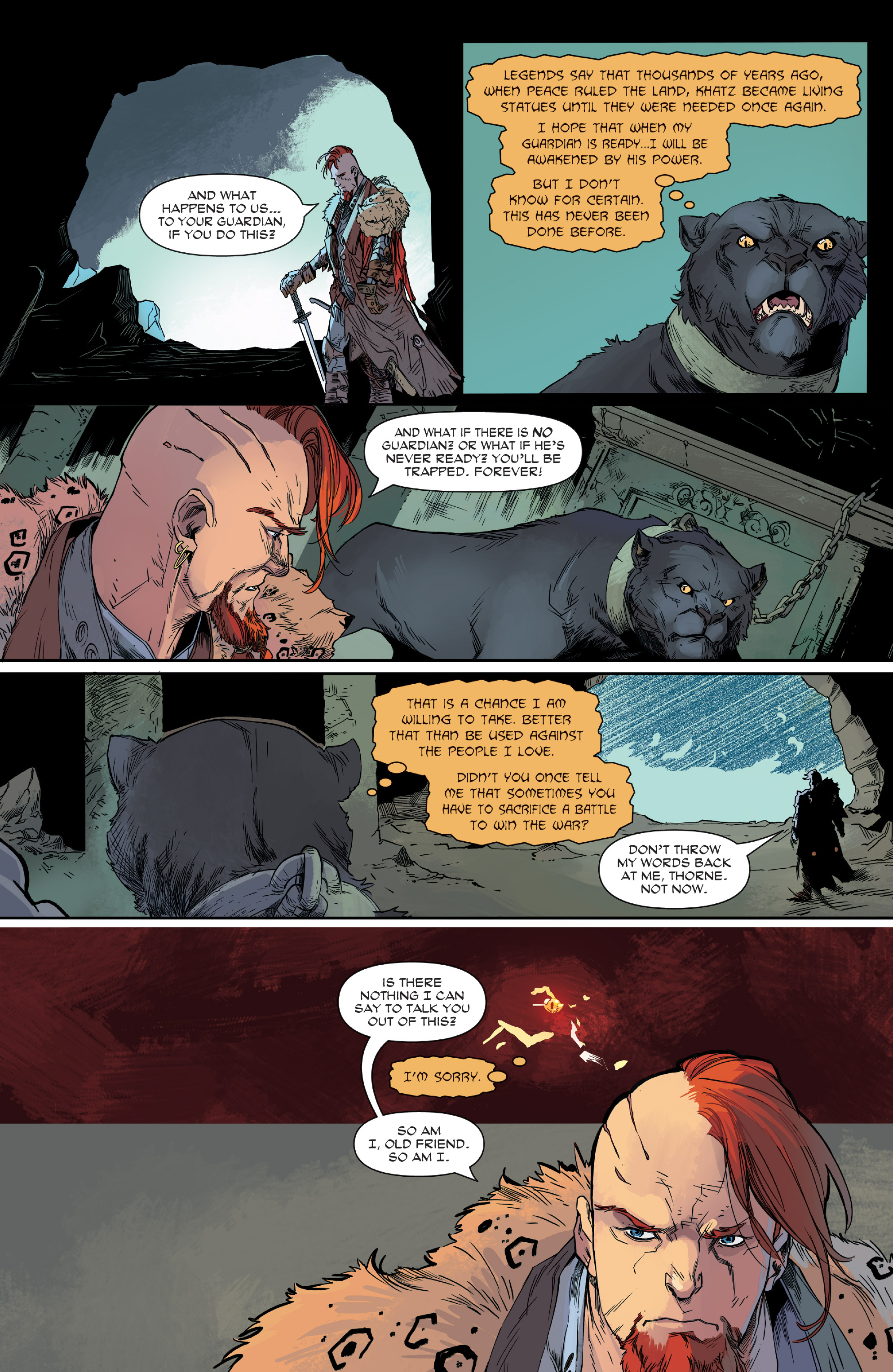 Read online Rose comic -  Issue #3 - 5