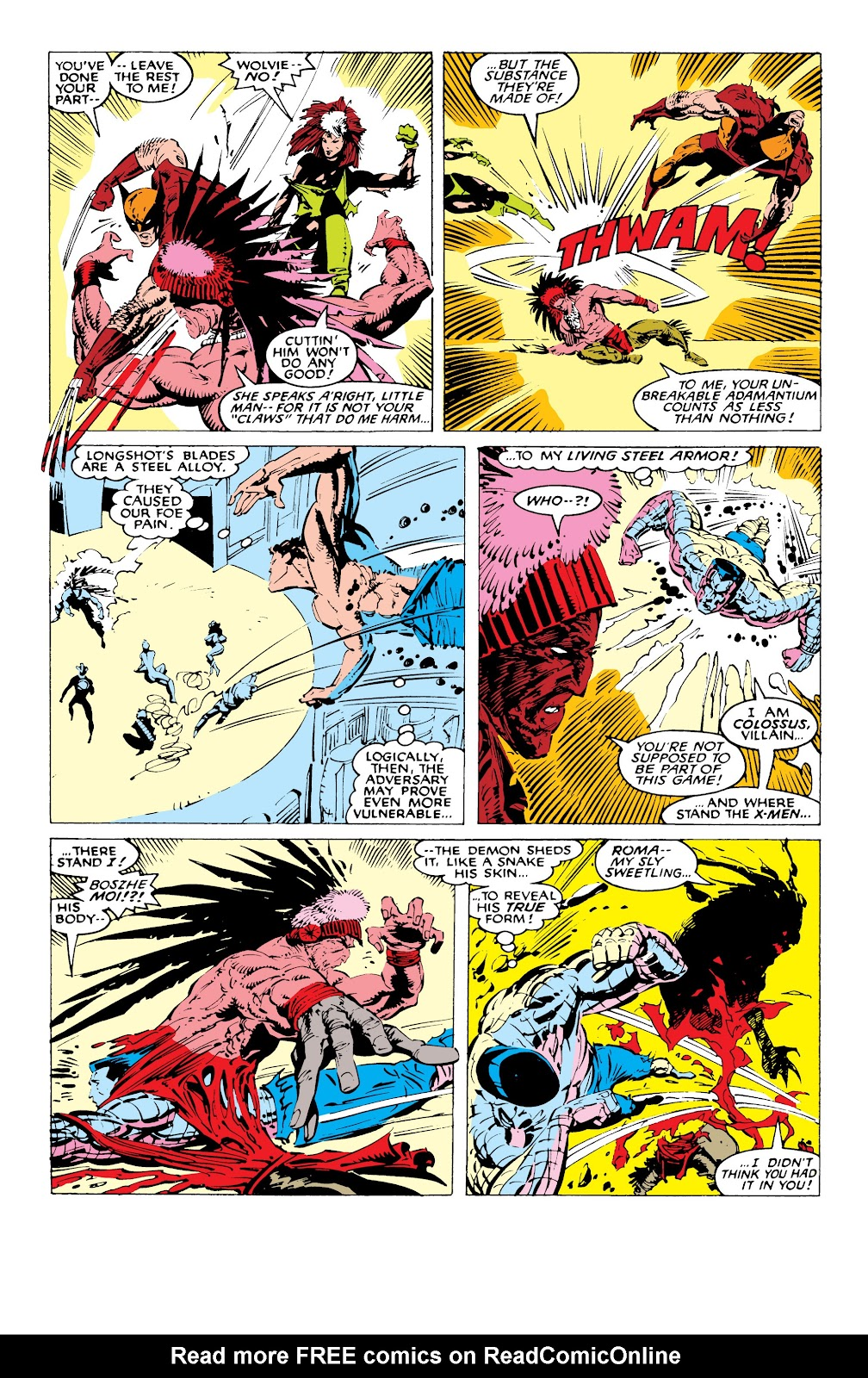 Uncanny X-Men (1963) issue 227 - Page 15