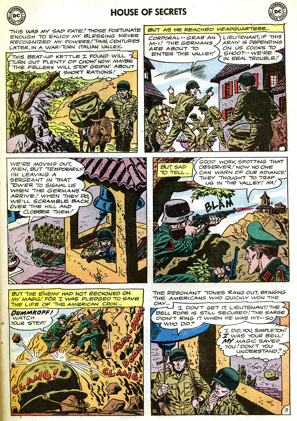 House of Secrets (1956) issue 58 - Page 31