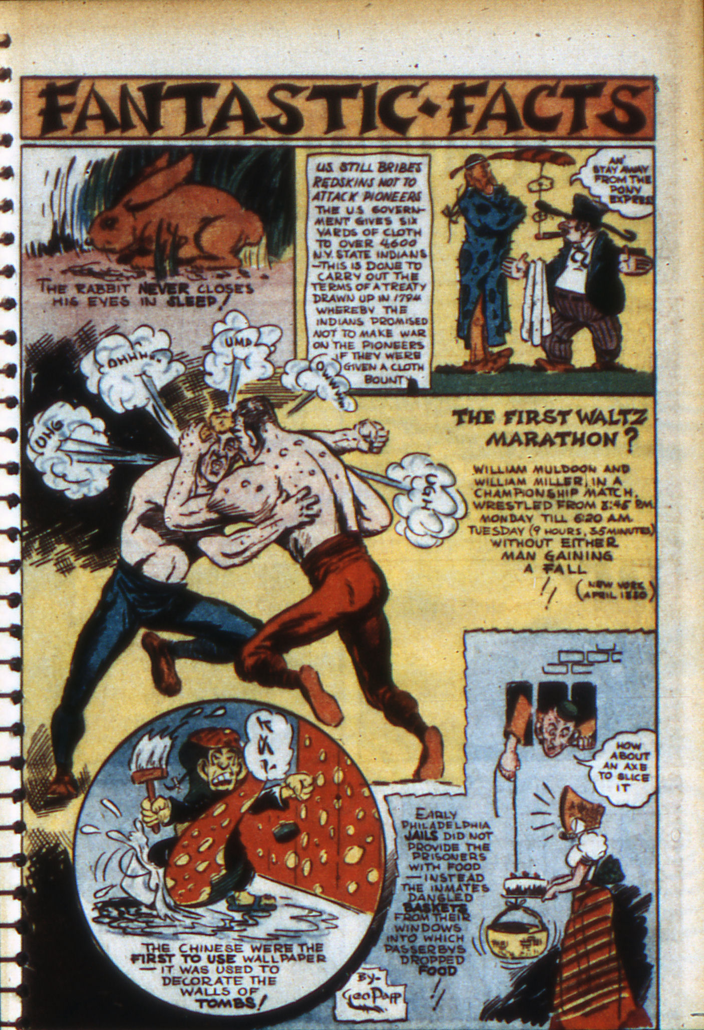 Read online Adventure Comics (1938) comic -  Issue #48 - 10