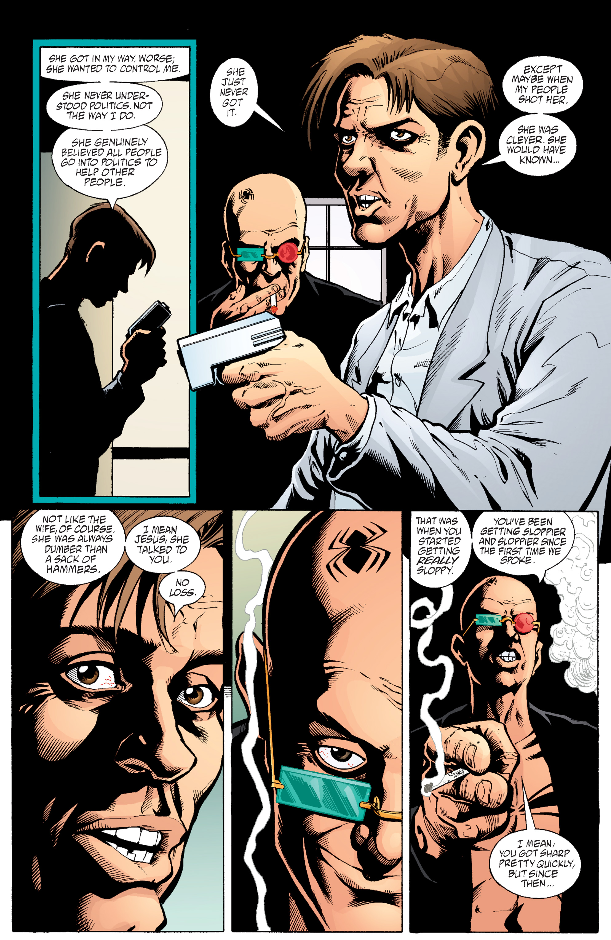 Read online Transmetropolitan comic -  Issue #59 - 17