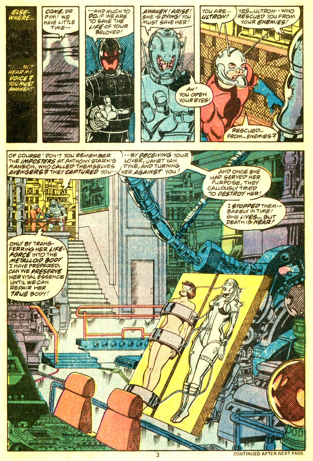 The Avengers (1963) 162 Page 3