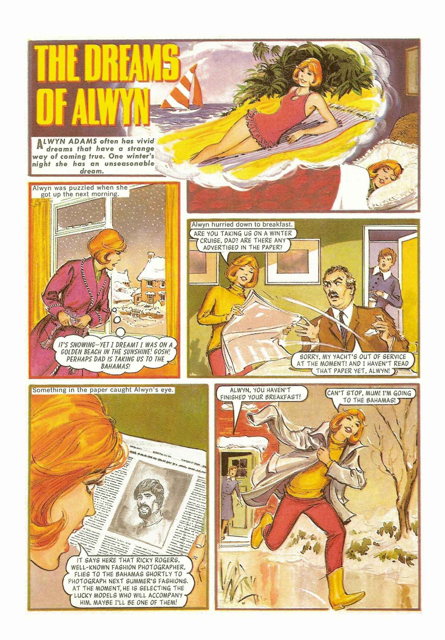 Read online Judy comic -  Issue # _Annual 1 - 7