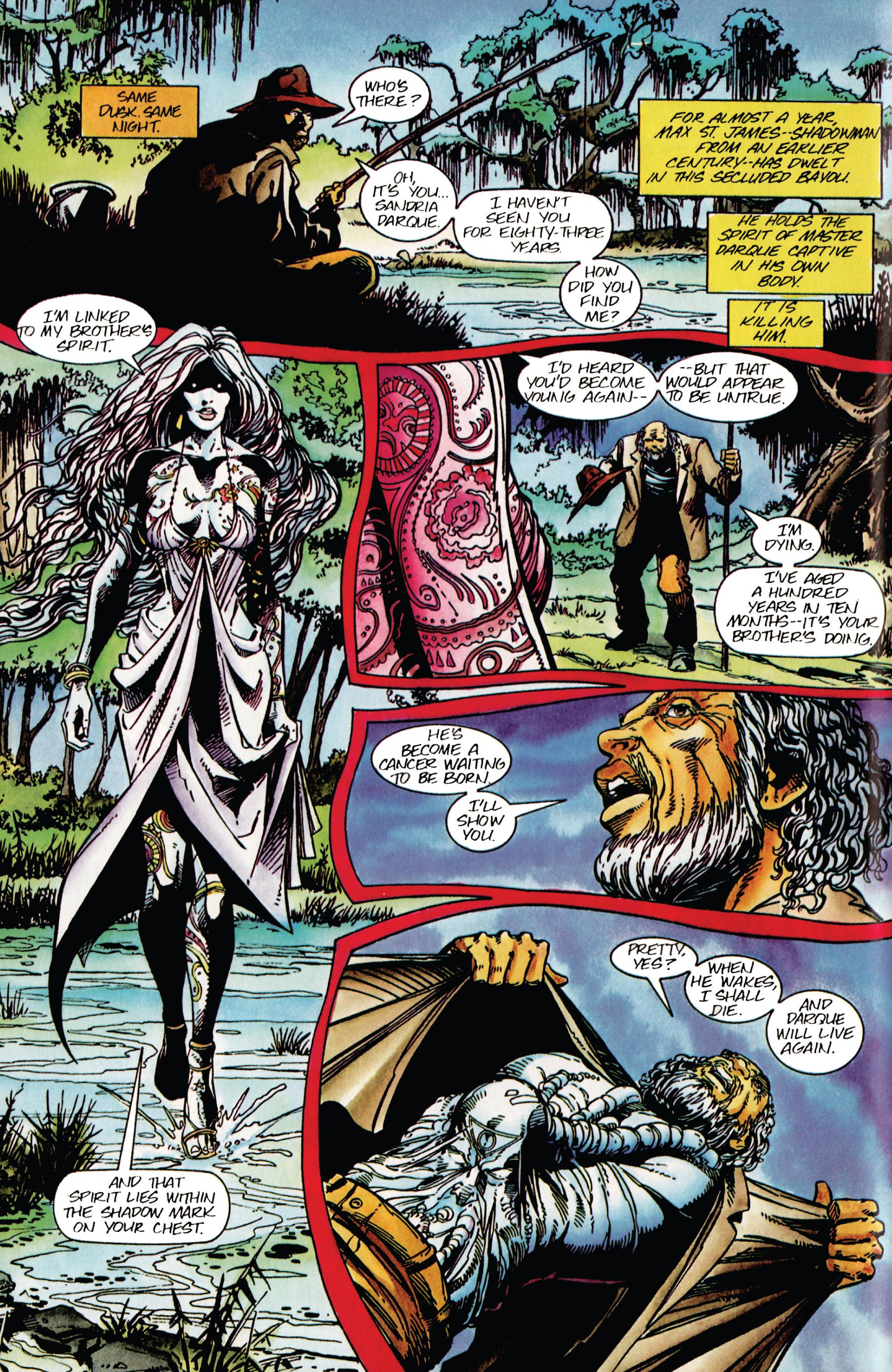 Read online Shadowman (1992) comic -  Issue #42 - 13