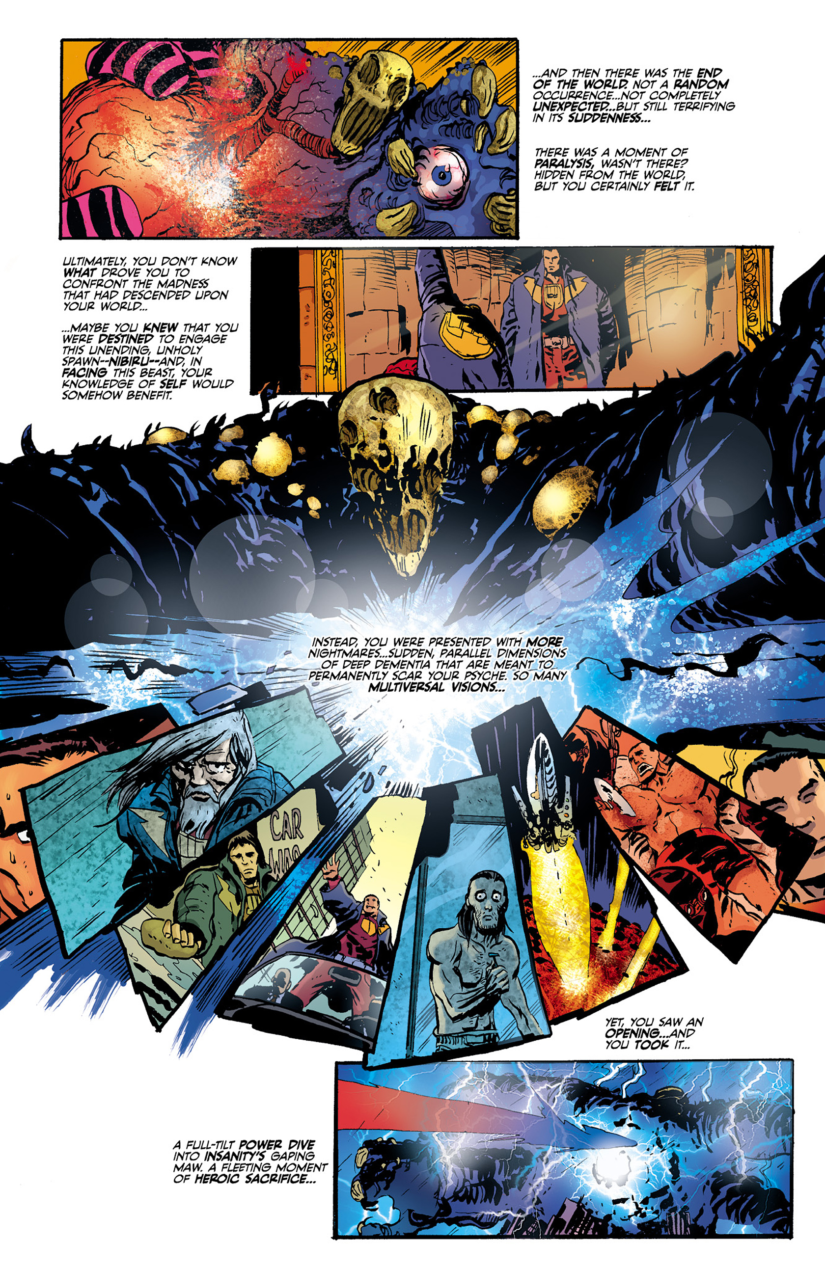 Read online Catalyst Comix comic -  Issue #8 - 22