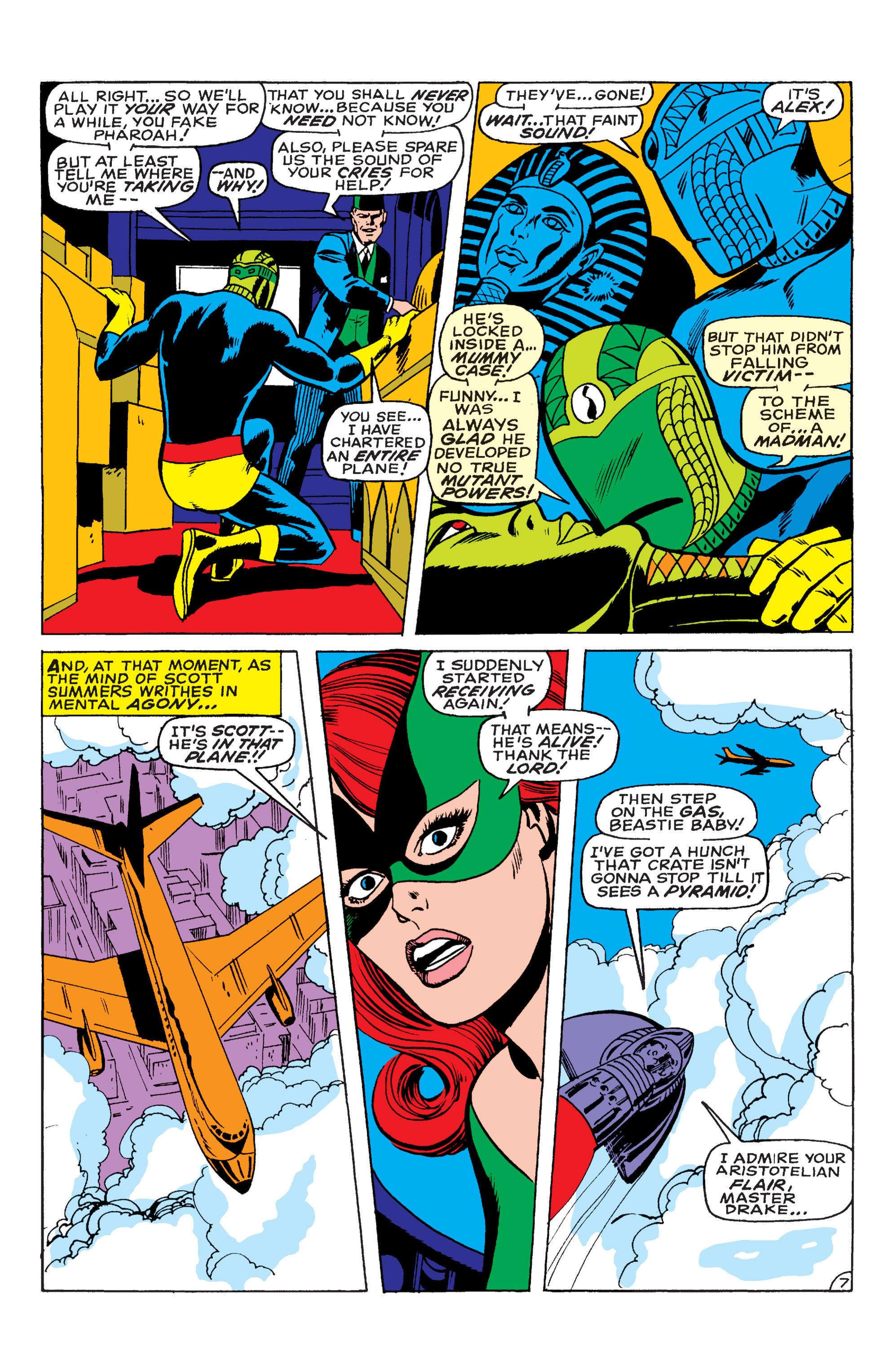 Uncanny X-Men (1963) 55 Page 7