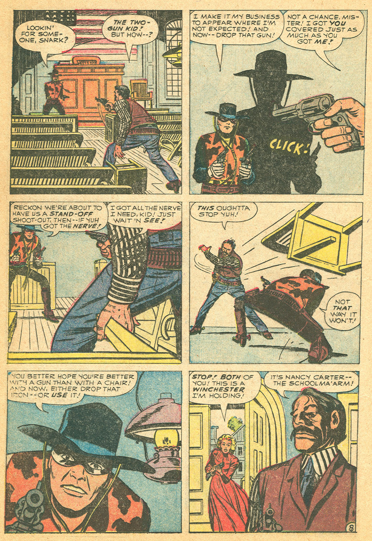 Read online Two-Gun Kid comic -  Issue #61 - 12