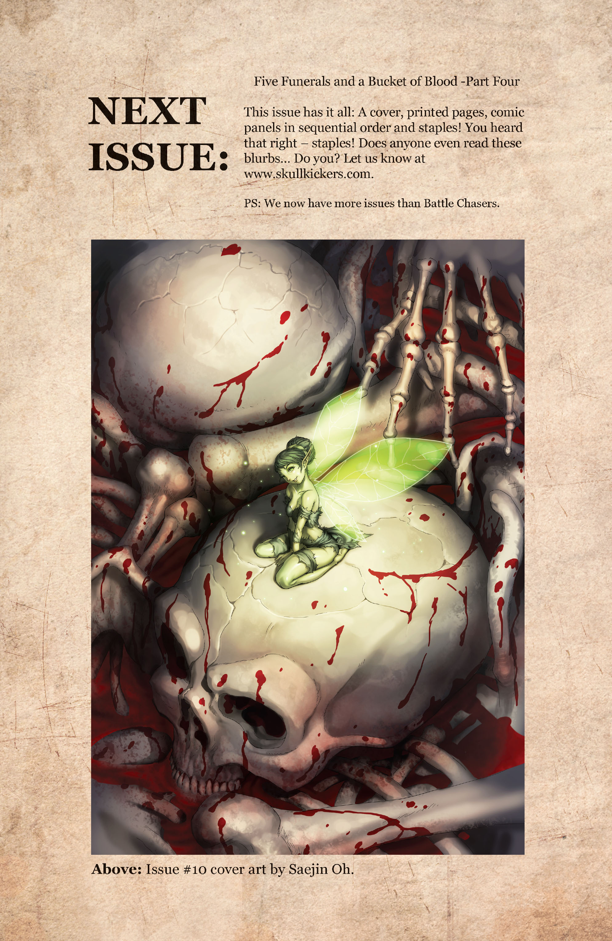 Read online Skullkickers comic -  Issue #9 - 23